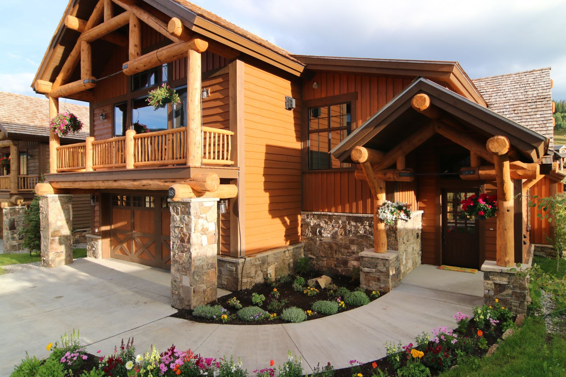 Single Family Homes for Sale at Wildhorse at Prospect New Construction 10 Appaloosa Road Mount Crested Butte, Colorado 81225 United States