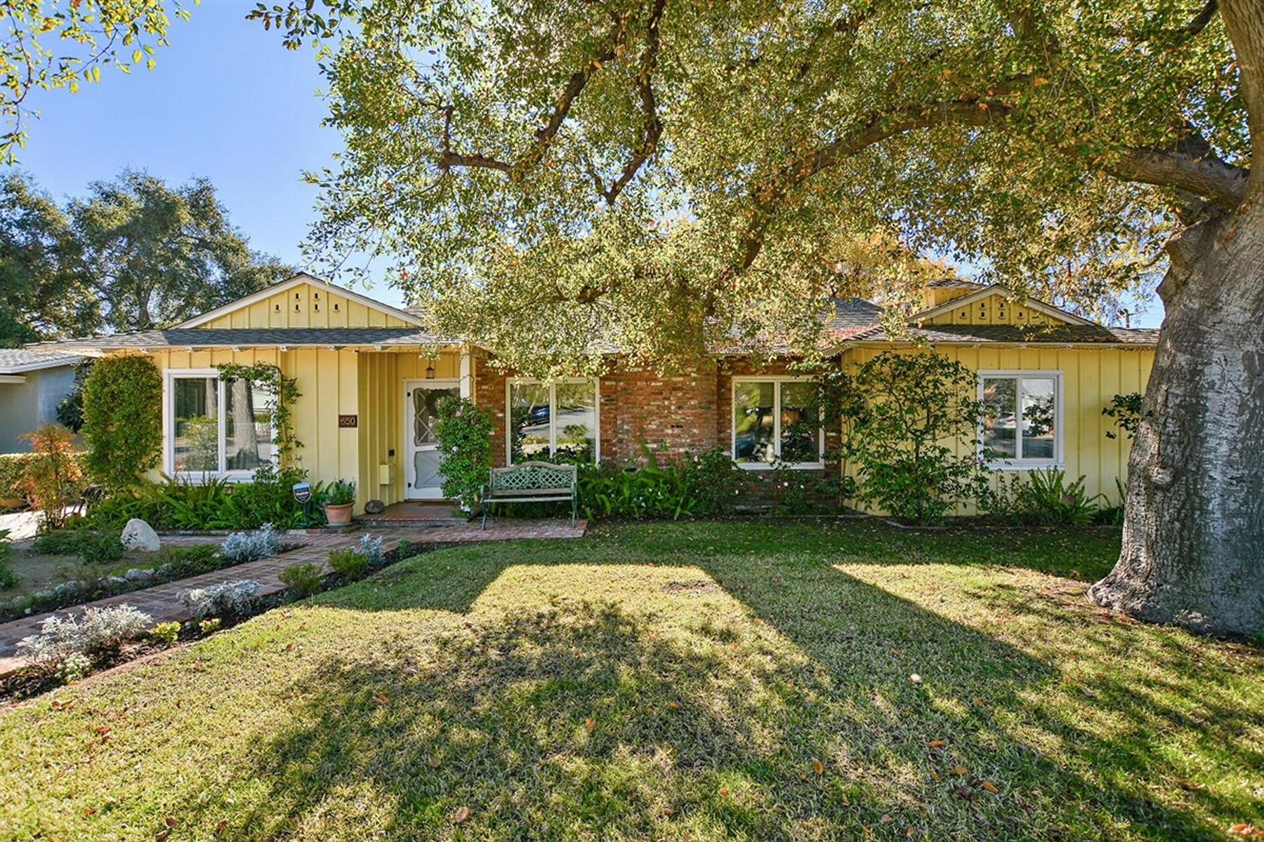 Single Family Homes for Sale at 650 W 11th St, Claremont, California 91711 650 W 11th Street Claremont, California 91711 United States
