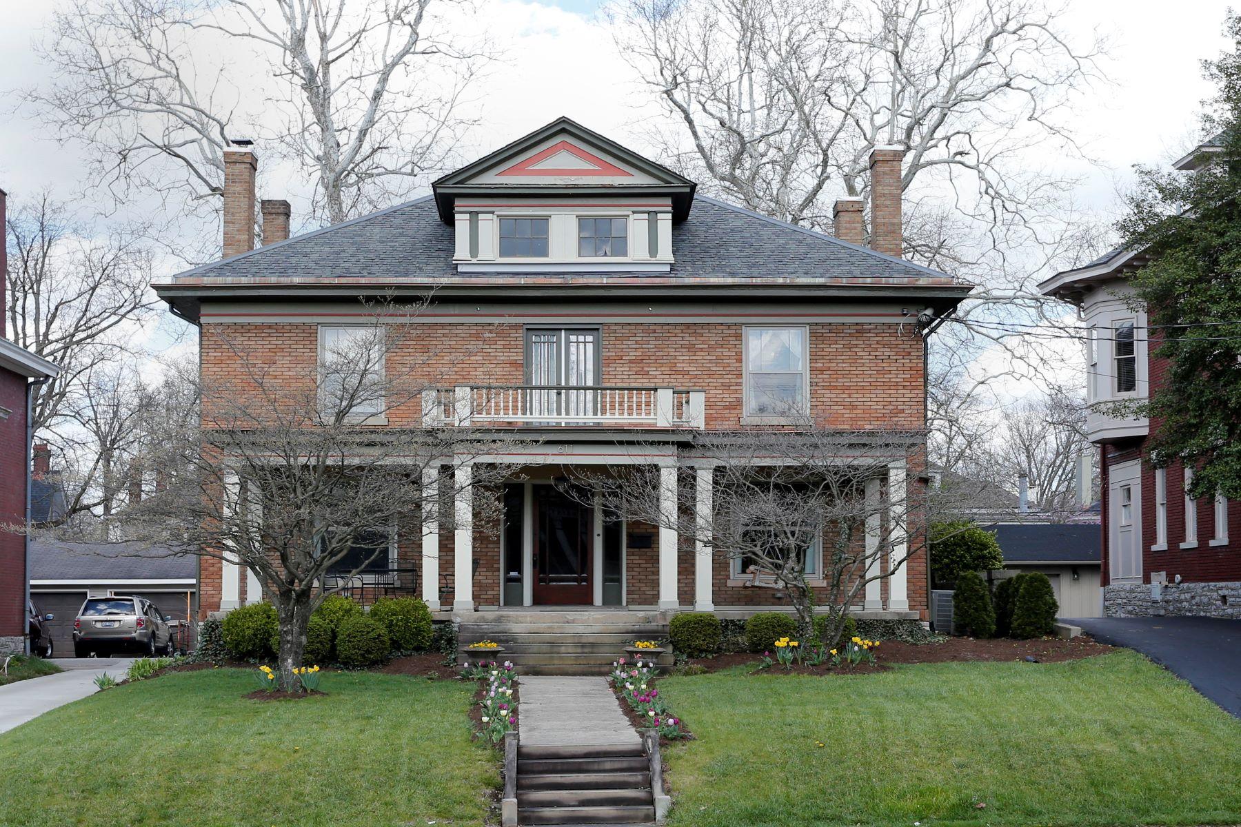 Single Family Home for Sale at 611 E. Main Street Lexington, Kentucky 40508 United States