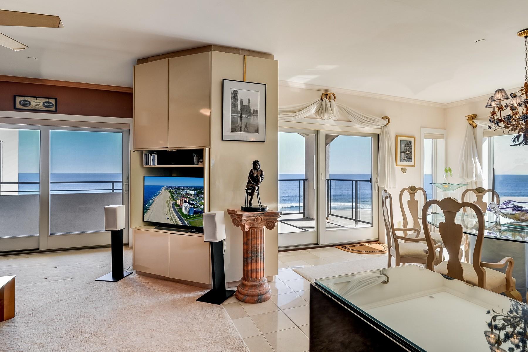 Condomínio para Venda às LIVE OCEANFRONT 388 N Ocean Ave # 6D Long Branch, Nova Jersey 07740 Estados Unidos