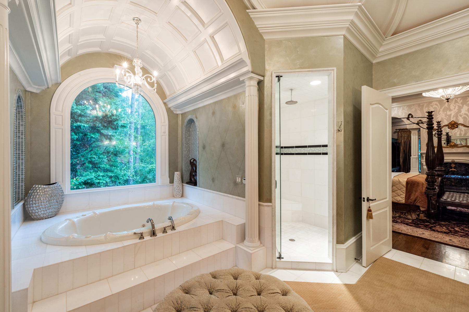 Additional photo for property listing at Luxurious, Sophisticated, Elegant Gated Estate On 2.5+/- Acres 4870 Northside Drive, Atlanta, Джорджия 30327 Соединенные Штаты