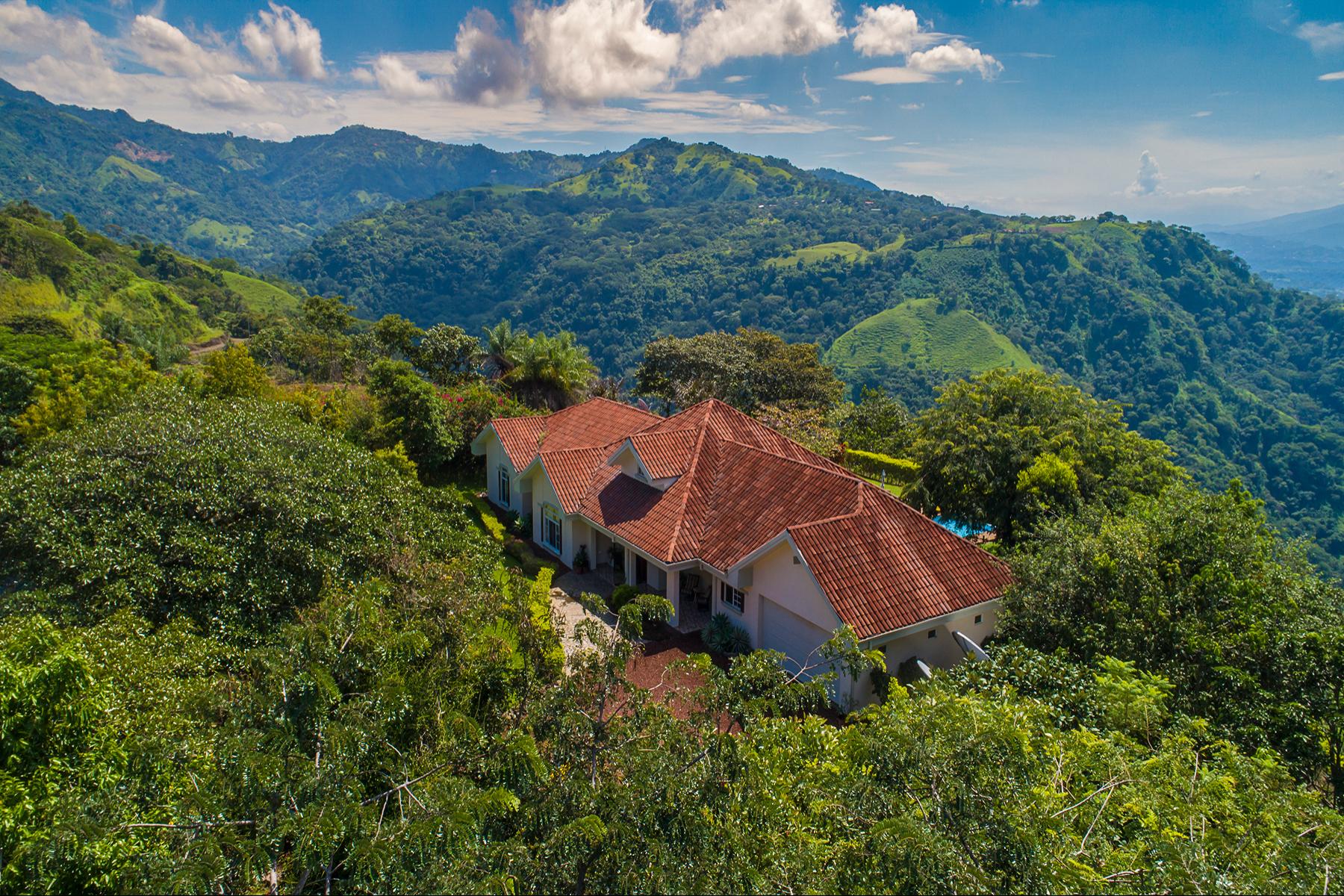 Single Family Homes por un Venta en Heartland Above, Orotina Orotina, Alajuela Costa Rica