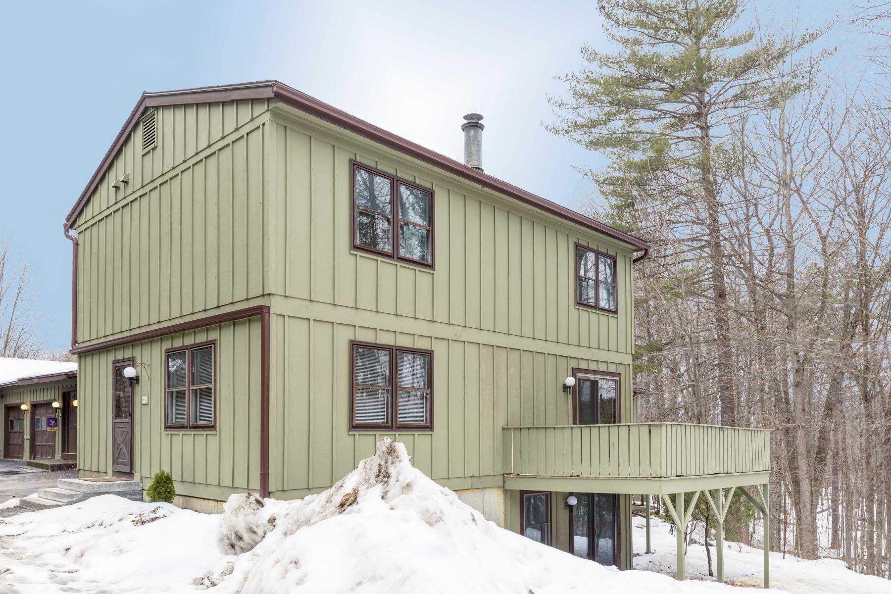 Condominiums for Sale at Three Bedroom Townhouse Condo in West Lebanon 27 Pleasant Street 63 Lebanon, New Hampshire 03784 United States