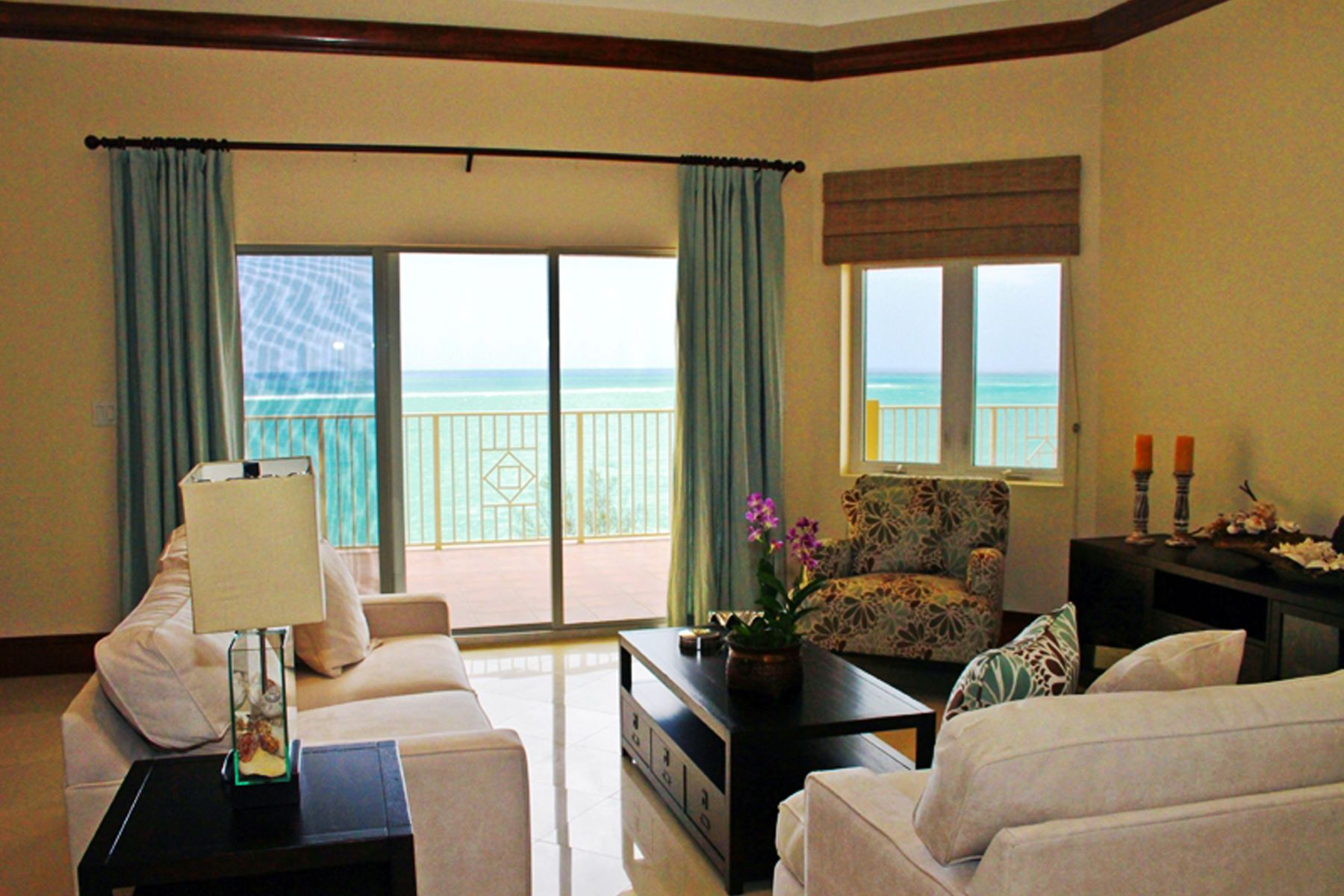 Additional photo for property listing at Caves Heights Ocean View Penthouse Caves Heights Rental 海湾街, 新普罗维登斯/拿骚 . 巴哈马