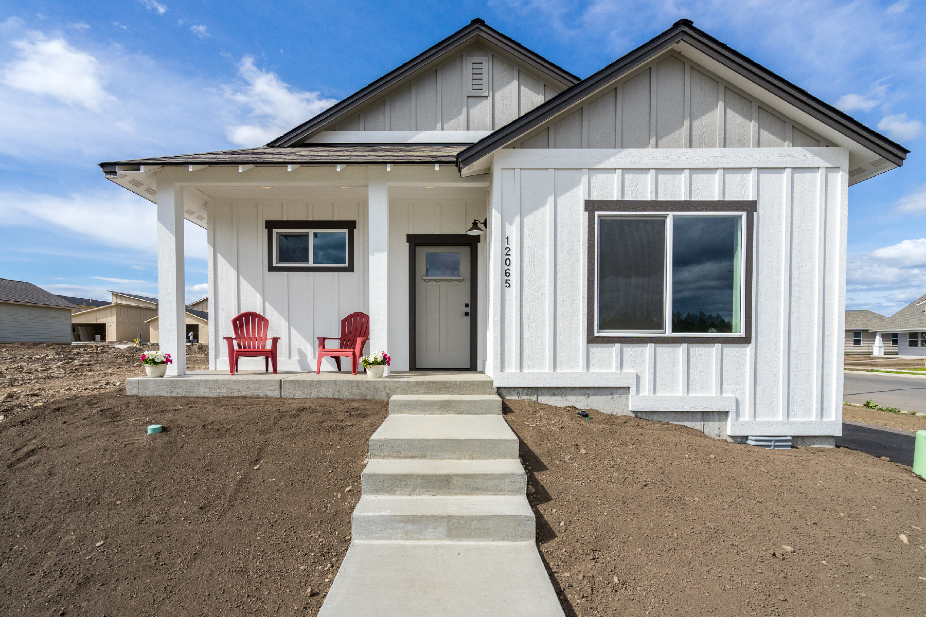 Single Family Homes for Sale at Welcome home to the Trails at River View Ridge 82 Rimrock Priest River, Idaho 83856 United States