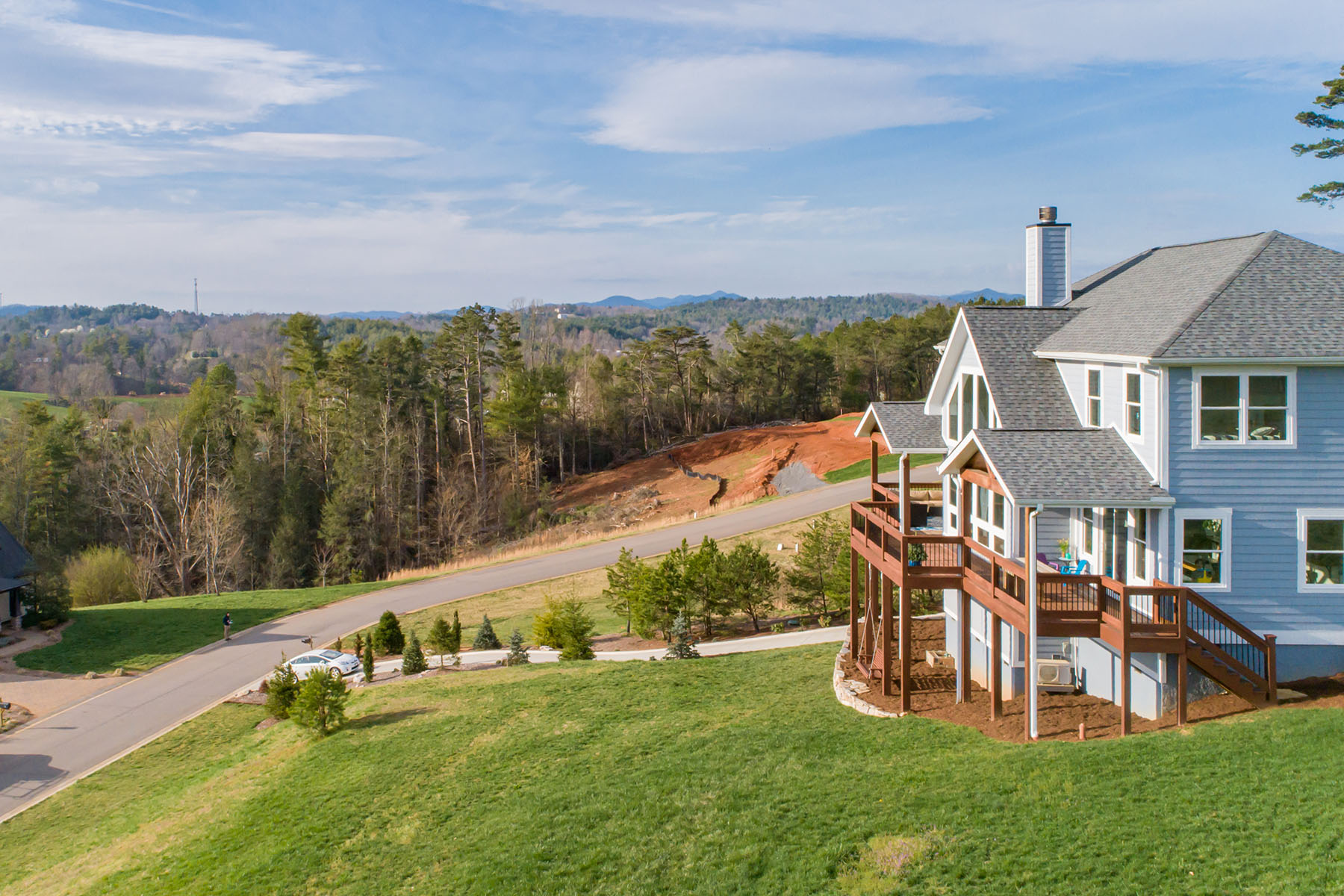 Single Family Homes for Active at GARRISON HILLS 29 Gracie Ln Weaverville, North Carolina 28787 United States