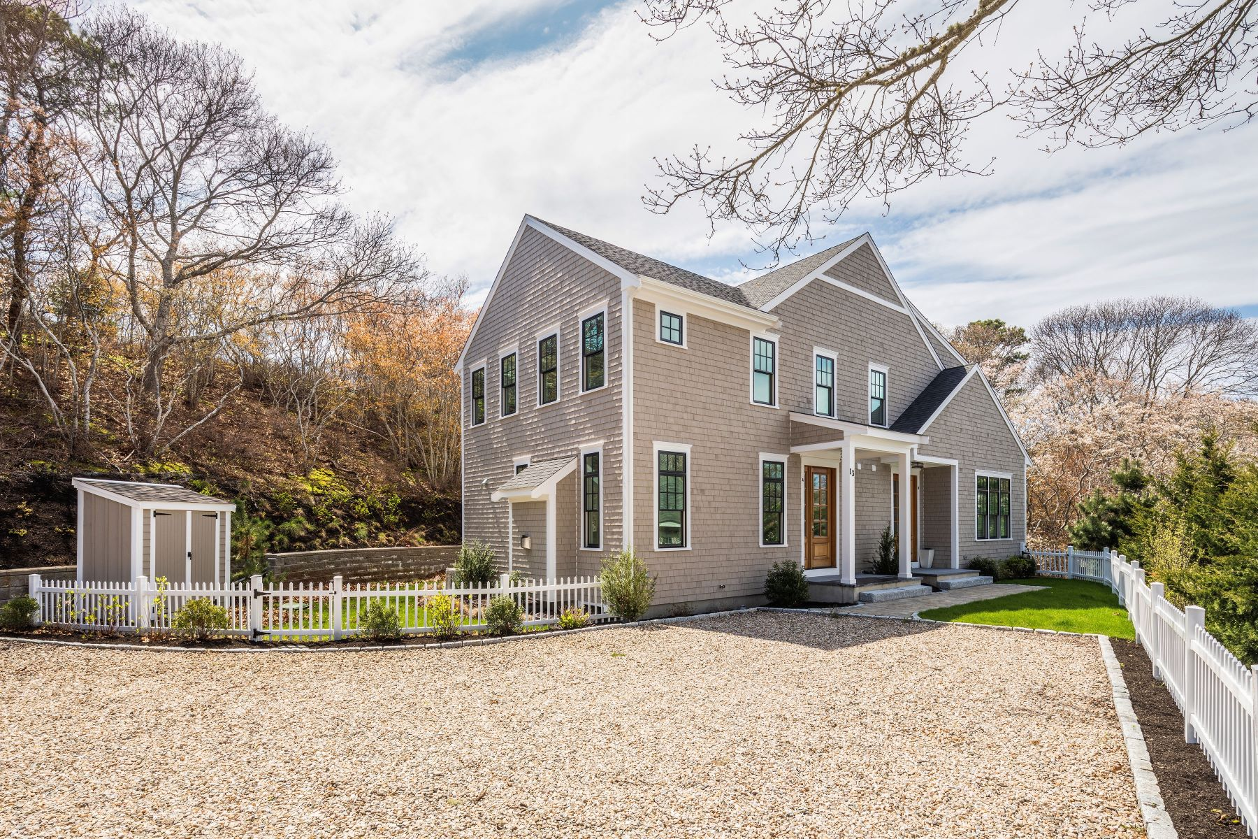 Condominiums for Active at New Construction 13 Willow Drive, Unit 1A Provincetown, Massachusetts 02657 United States