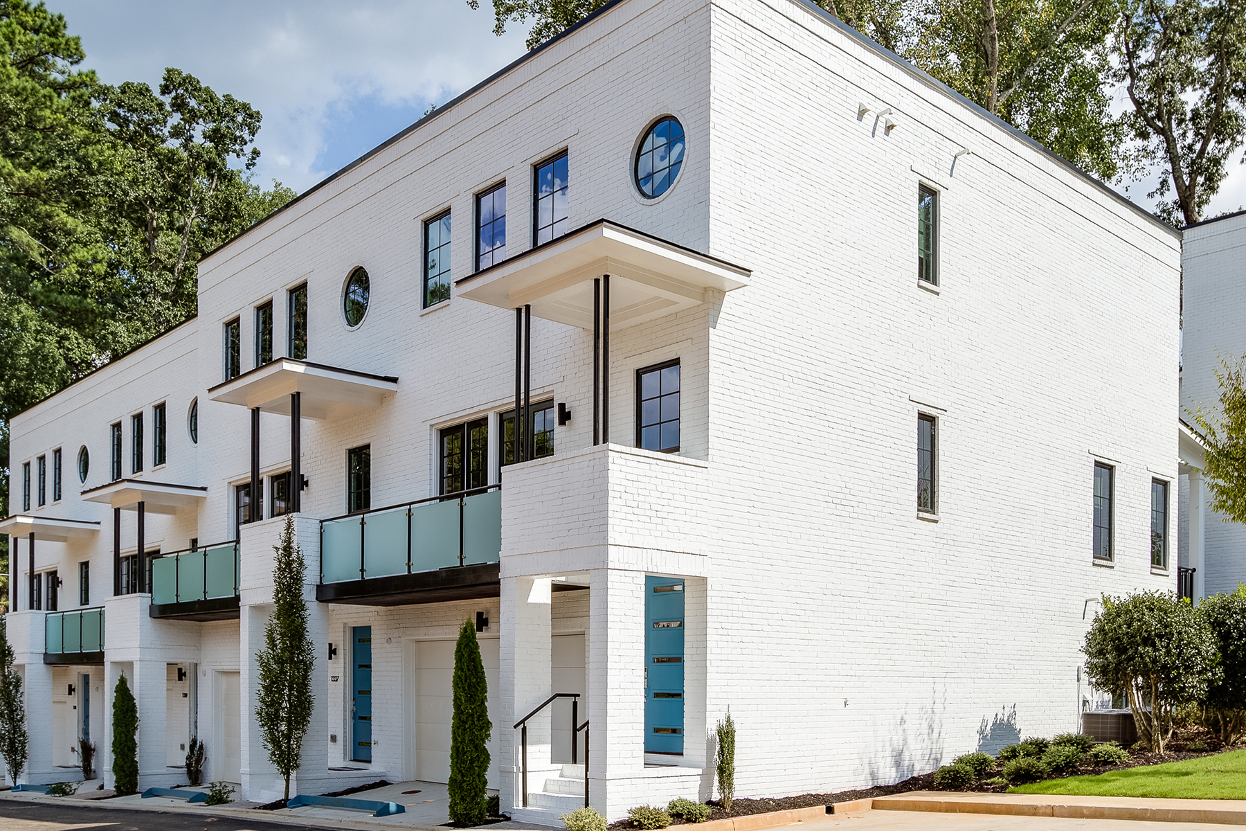 Condominium for Sale at Stunning Condo Flat in Druid Hills 1494 Red Fox Dr A Atlanta, Georgia 30306 United States