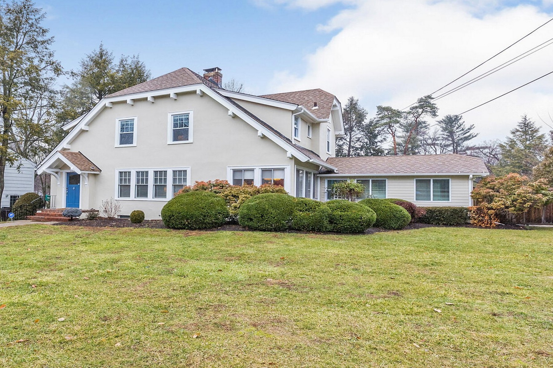 Single Family Homes for Active at Completely Updated Colonial 333 Woodland Road Madison, New Jersey 07940 United States