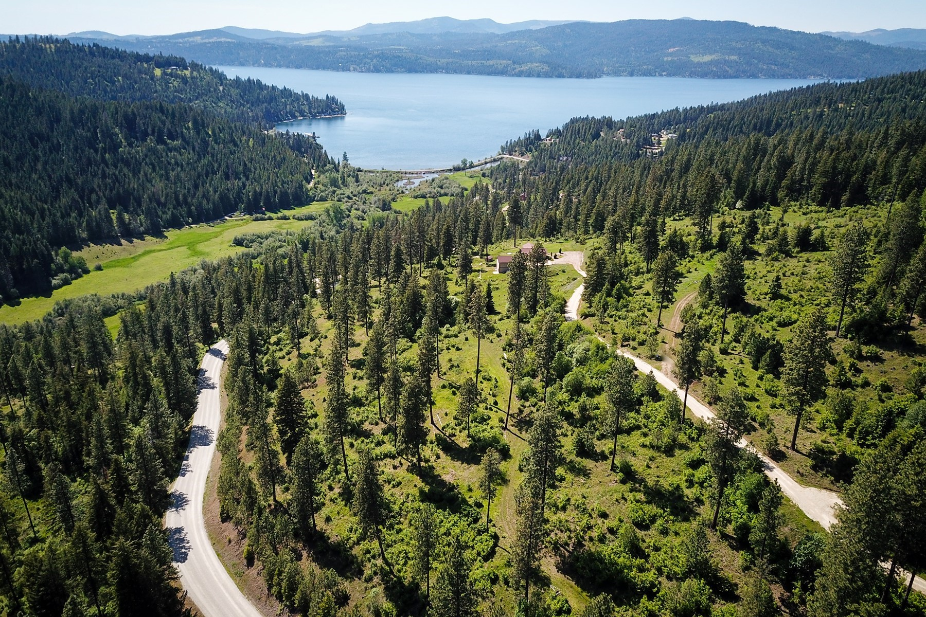 Land for Active at NNA Deer Road Harrison, Idaho 83833 United States