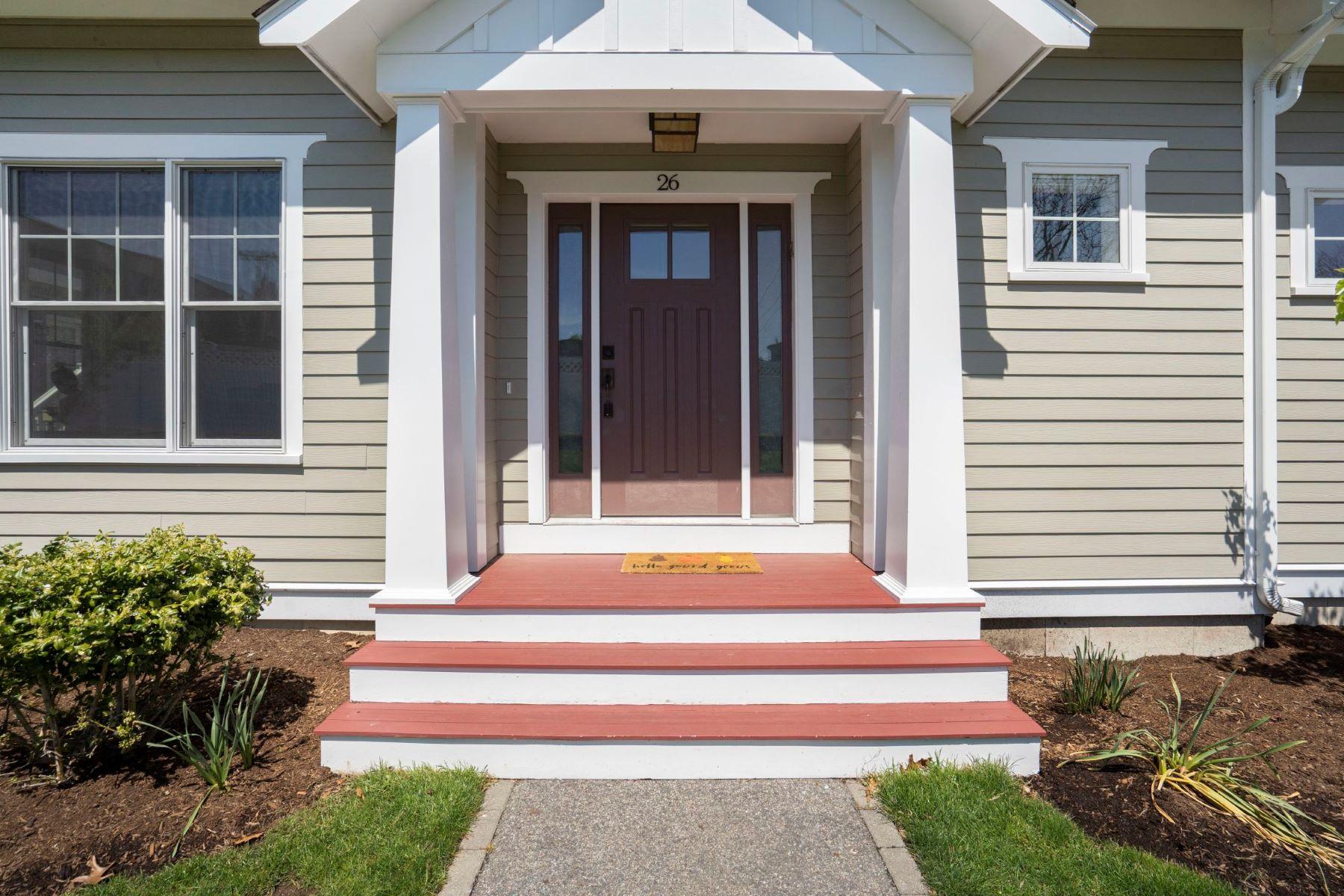 townhouses για την Πώληση στο 26 Putnam Street 26 Putman Street, Needham, Μασαχουσετη 02494 Ηνωμένες Πολιτείες