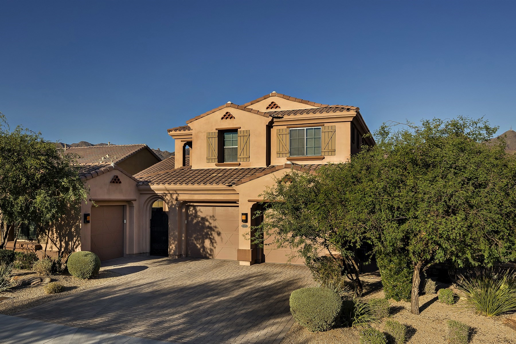 단독 가정 주택 용 매매 에 Tastefully upgraded home in Windgate Ranch 18509 N 98th Pl Scottsdale, 아리조나, 85255 미국