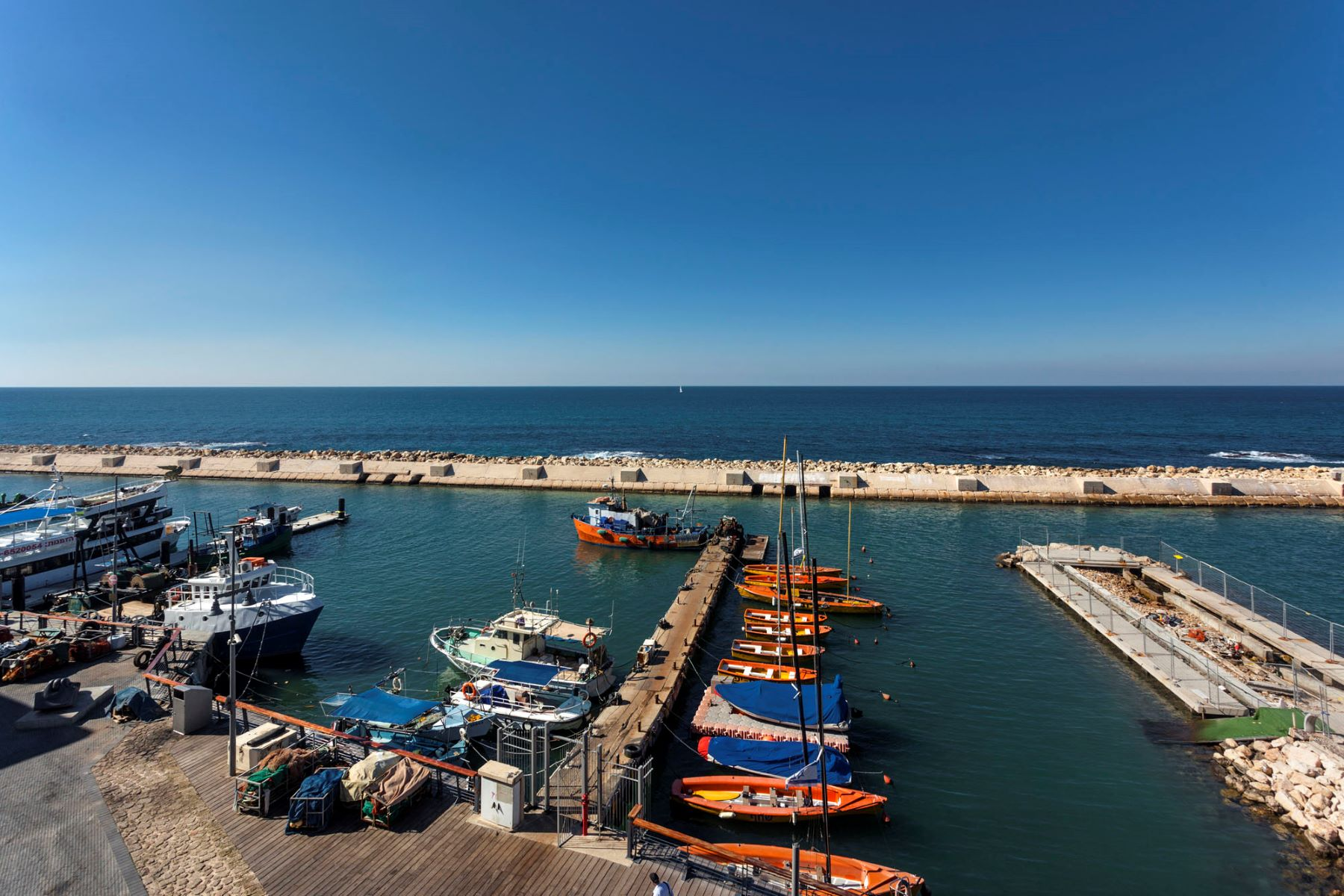 Additional photo for property listing at Historical lighthouse at the port of Jaffa Tel Aviv, Israel Israel
