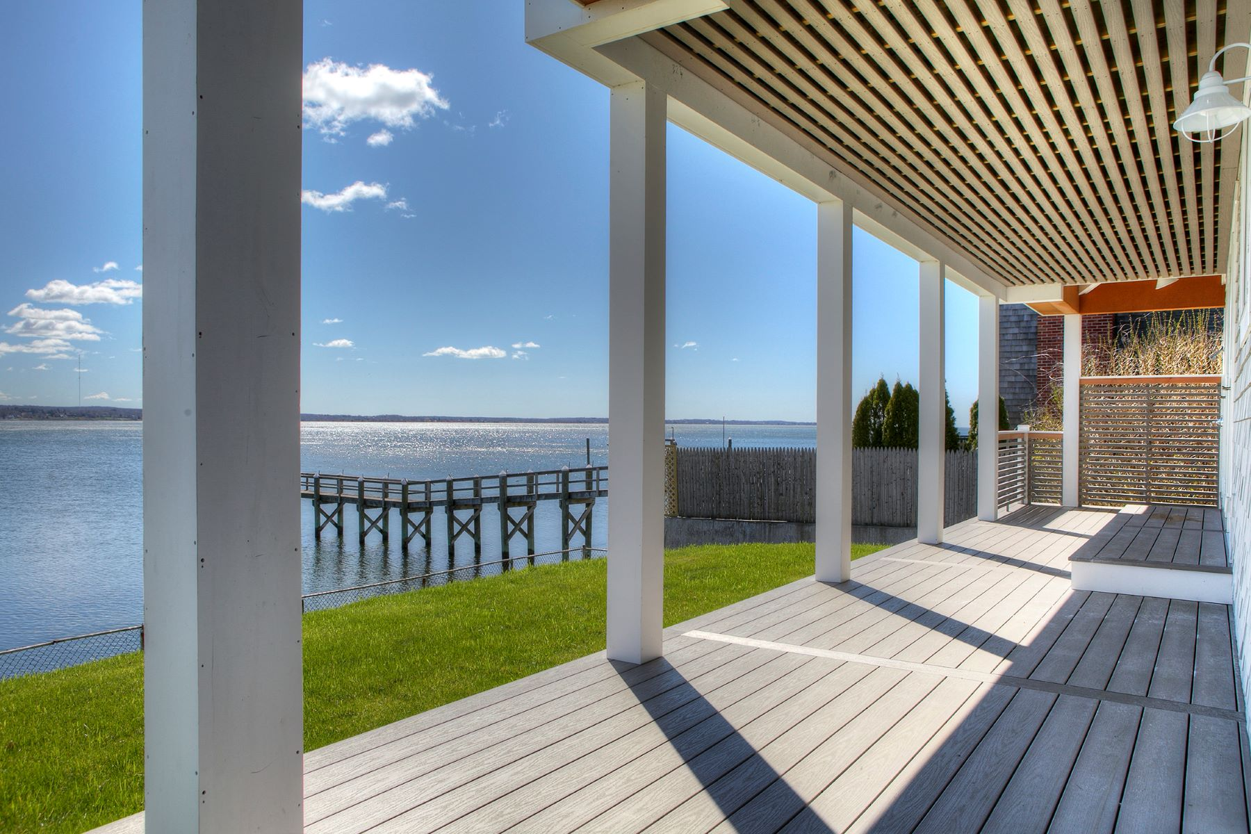 Additional photo for property listing at Waterfront Retreat 48 Aquidneck Avenue Portsmouth, Rhode Island 02871 United States