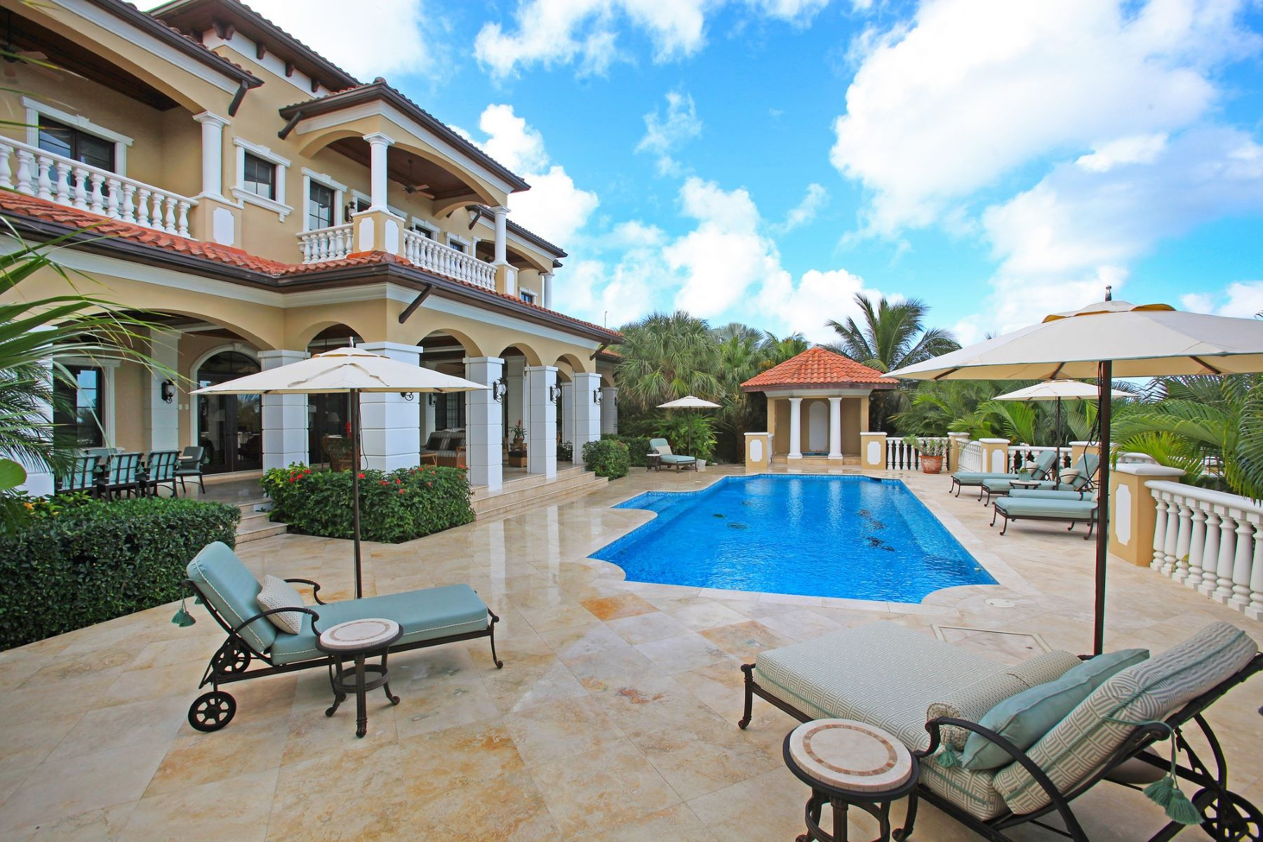 Additional photo for property listing at Villa Belvedere Lyford Cay, Nueva Providencia / Nassau Bahamas