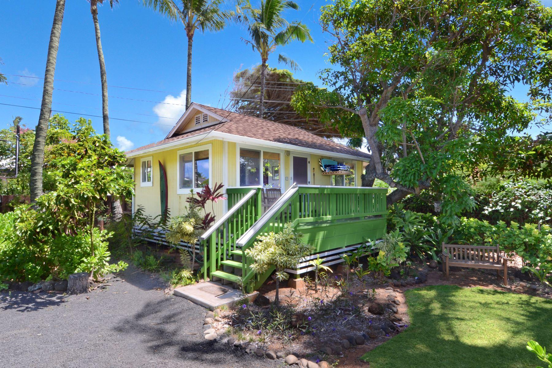 Condominiums 為 出售 在 Hale Iki Cottage: 17 Palms Kauai 414 Wailua Kai, Kapaa, 夏威夷 96746 美國