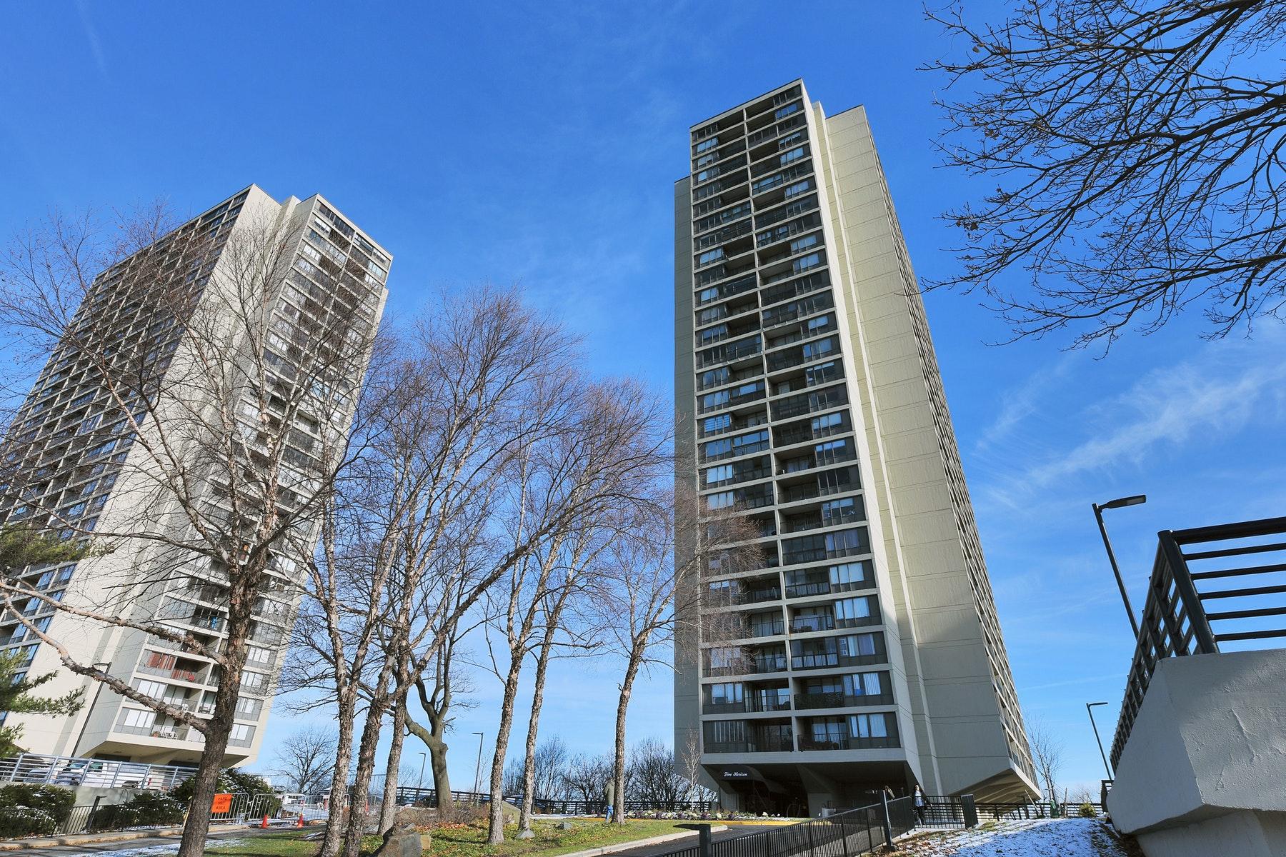 Co-op Properties para Venda às Horizon House 5 Horizon Road #705, Fort Lee, Nova Jersey 07024 Estados Unidos