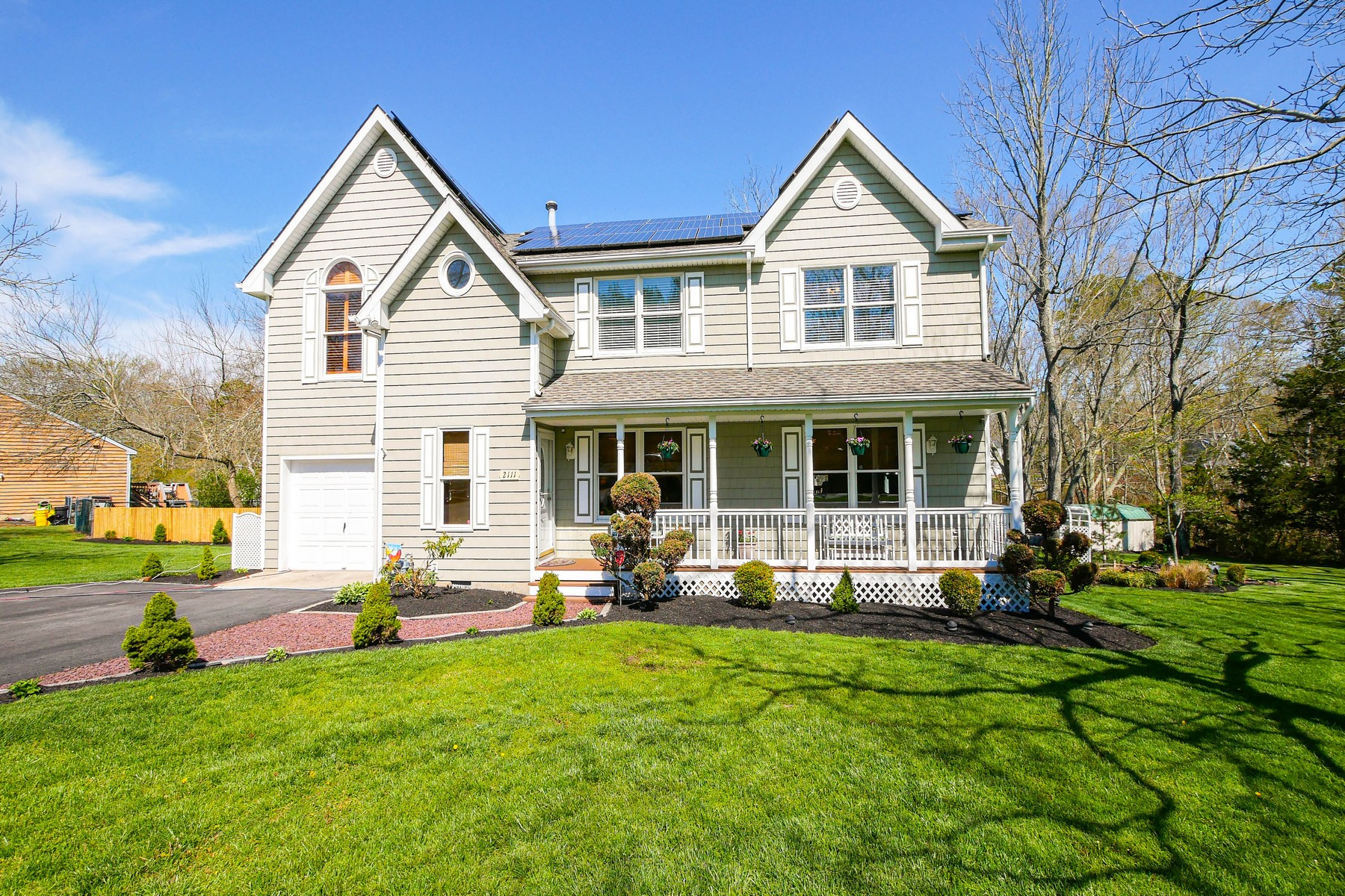 Single Family Homes for Sale at Exclusive Single Family Home 2111 N Route 9 Clermont, New Jersey 08210 United States