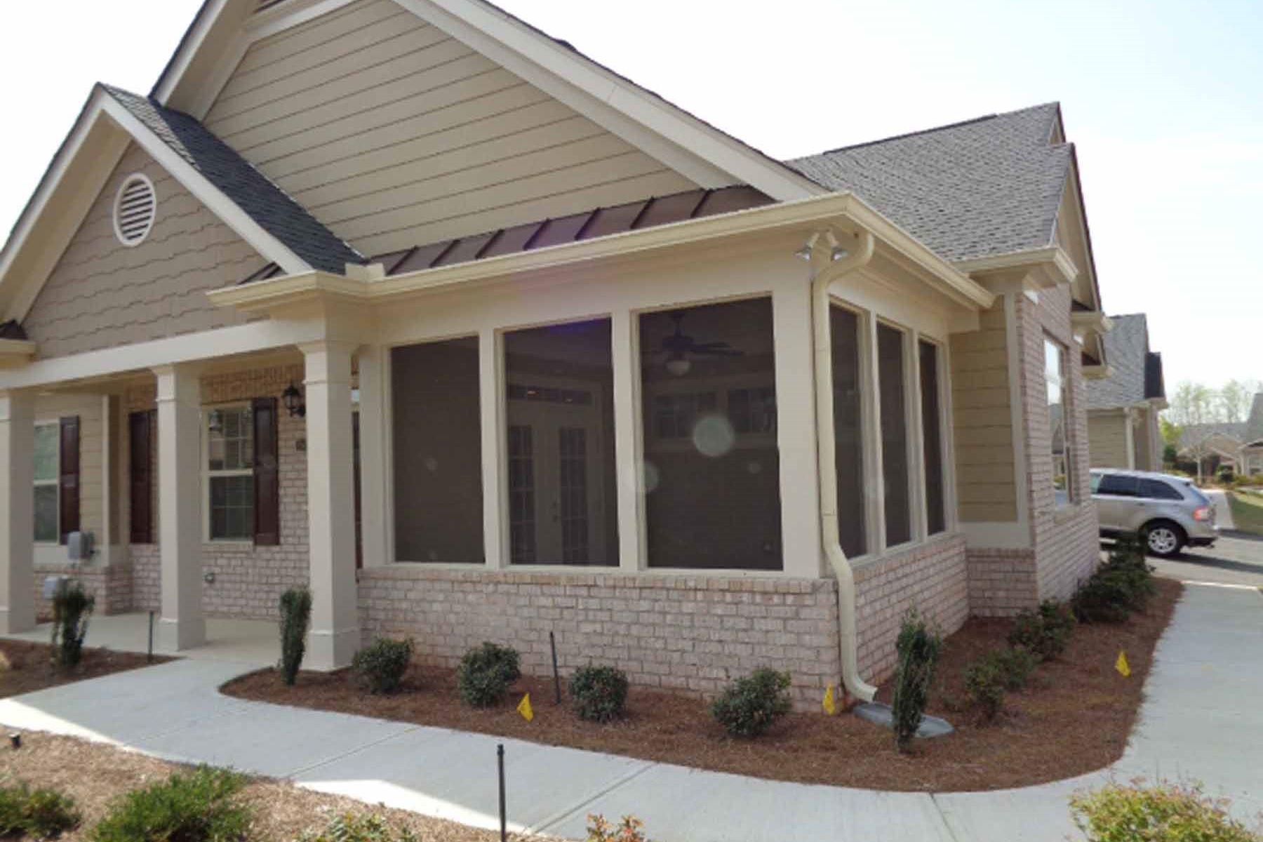Condominium for Rent at Rare Rental Opportunity 206 Orchards Circle Woodstock, Georgia 30188 United States