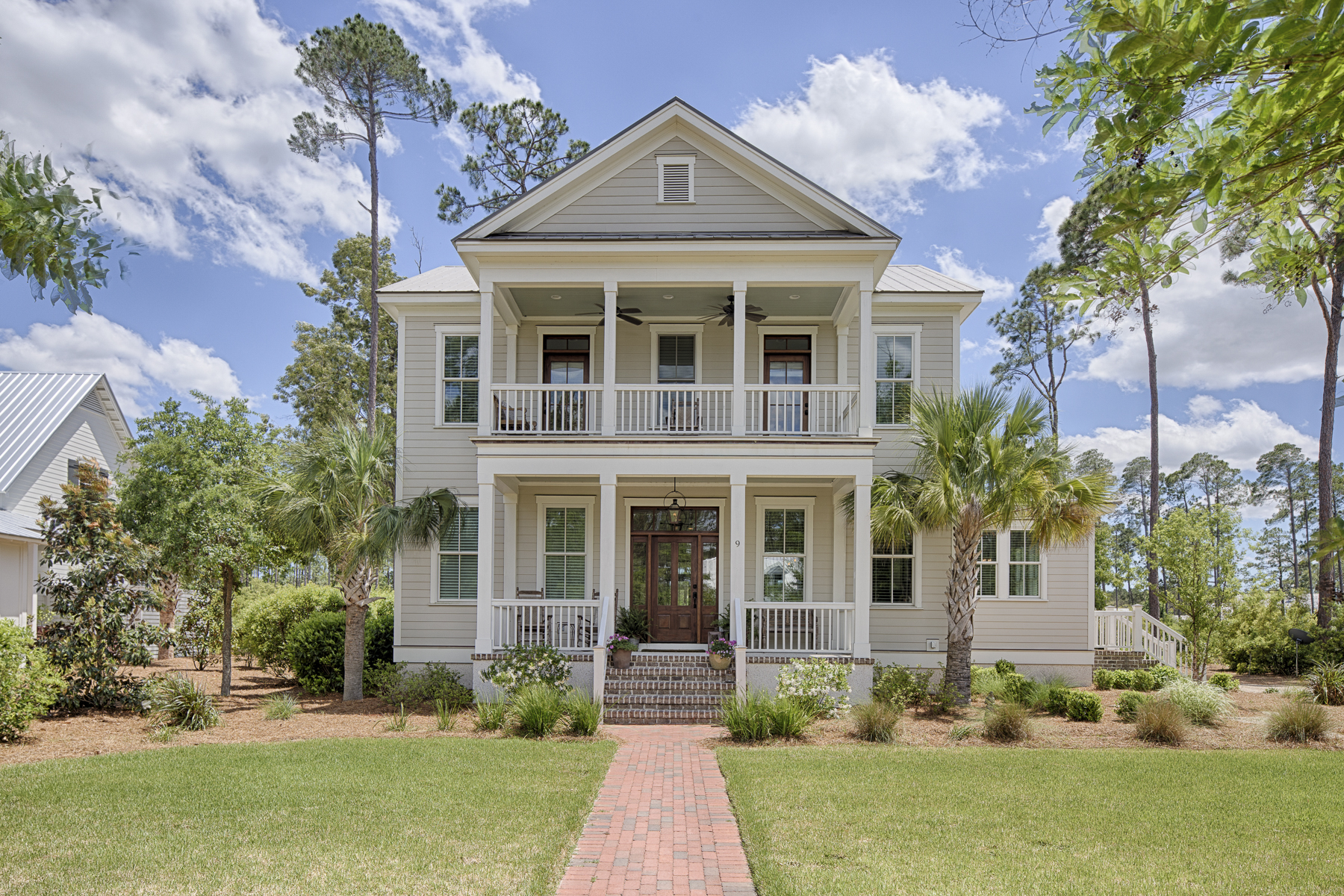 Single Family Home for Sale at 9 Hunting Lodge Road Palmetto Bluff, Bluffton, South Carolina, 29910 United States