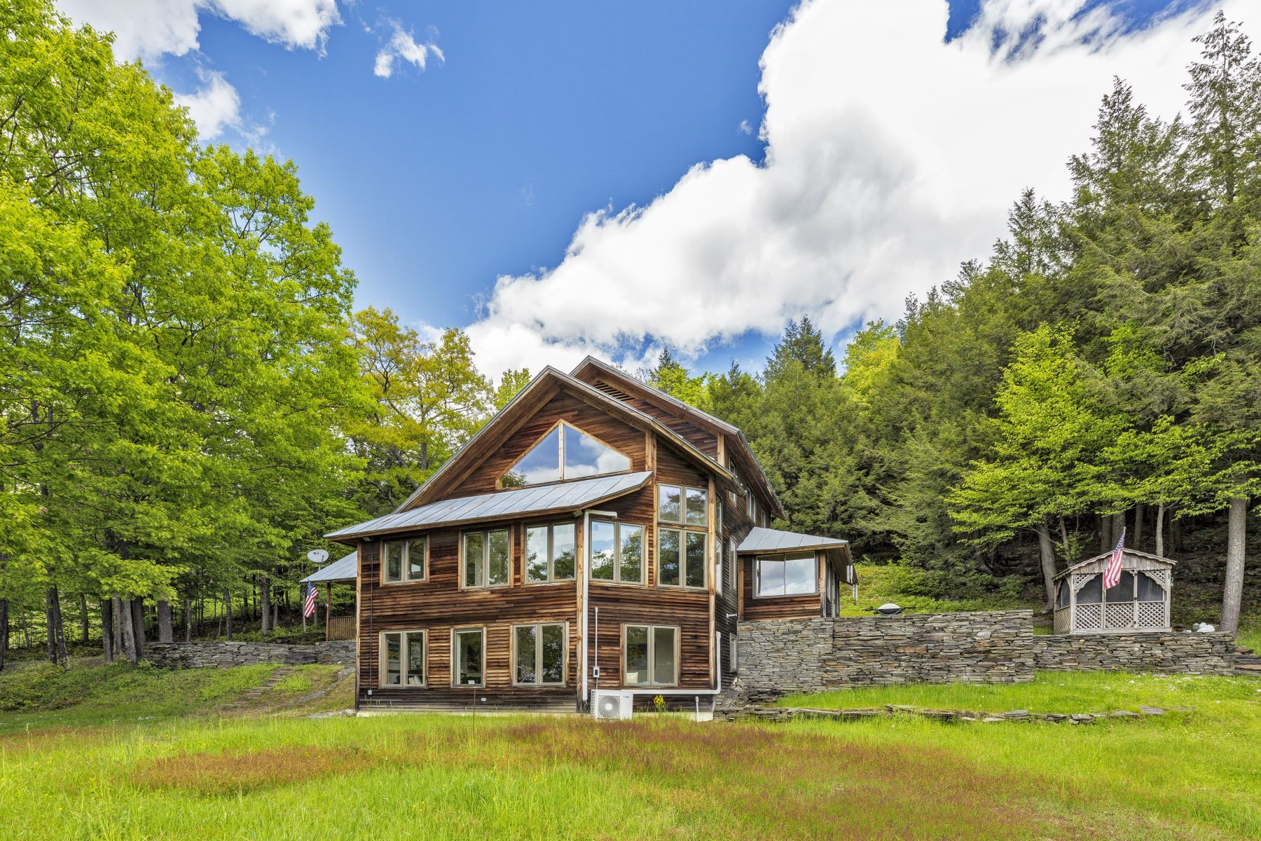 Single Family Home for Sale at Two Bedroom Contemporary with Views 31 Dorset Ln Lebanon, New Hampshire 03766 United States