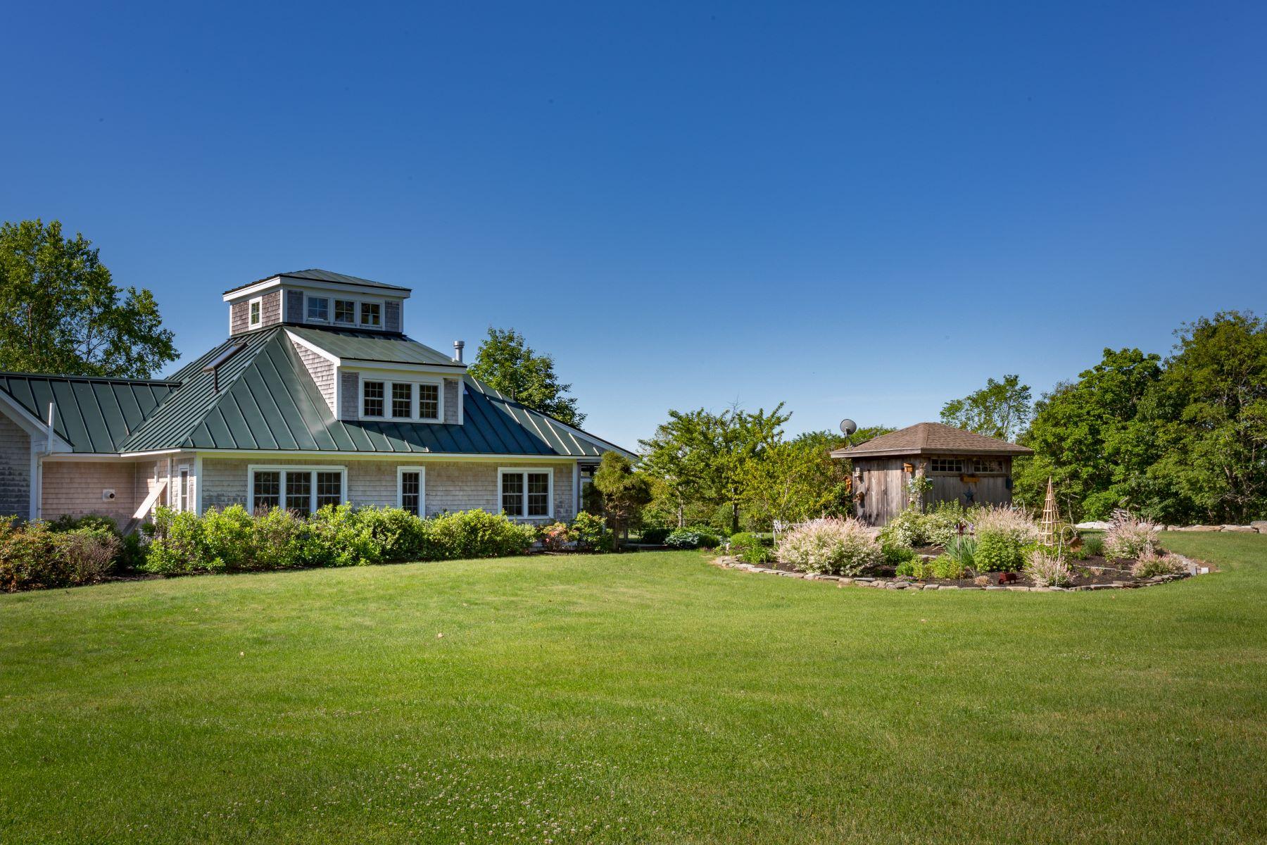 Single Family Homes للـ Sale في Nobleboro, Maine 04555 United States