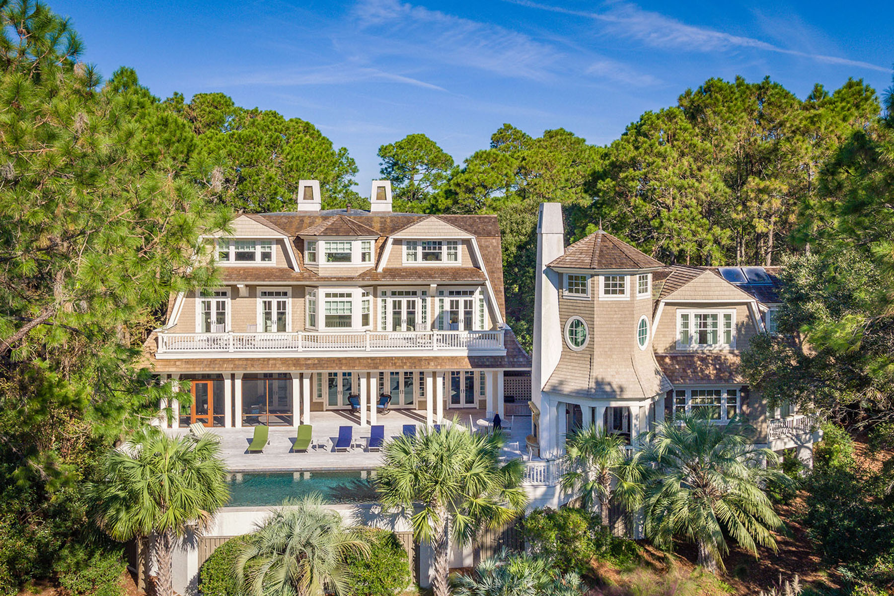Single Family Home for Sale at 109 Flyway Drive Kiawah Island, South Carolina, 29455 United States
