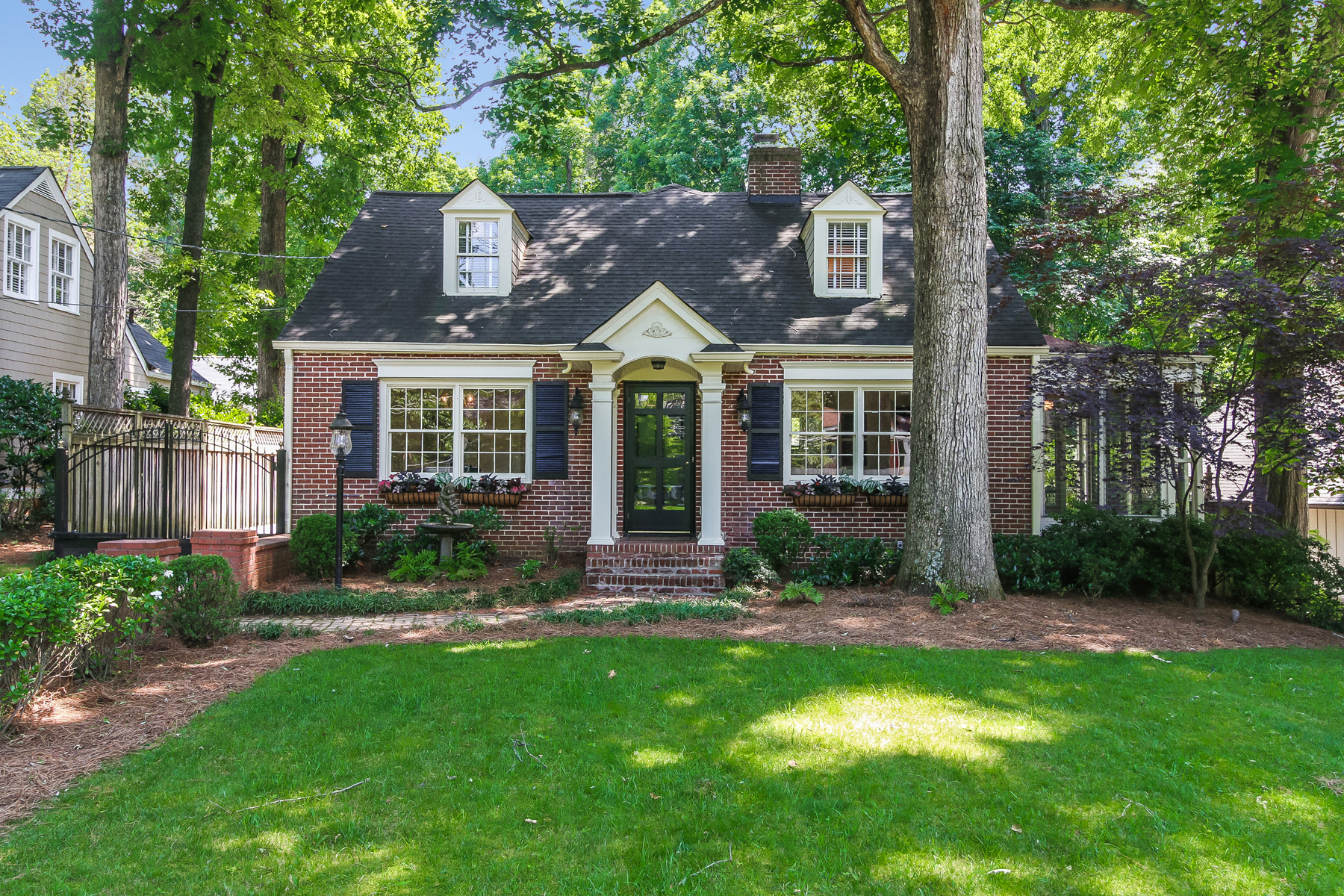 Single Family Home for Sale at Beautiful Brick Home In The Heart Of Buckhead 277 Alberta Drive NE Atlanta, Georgia 30305 United States