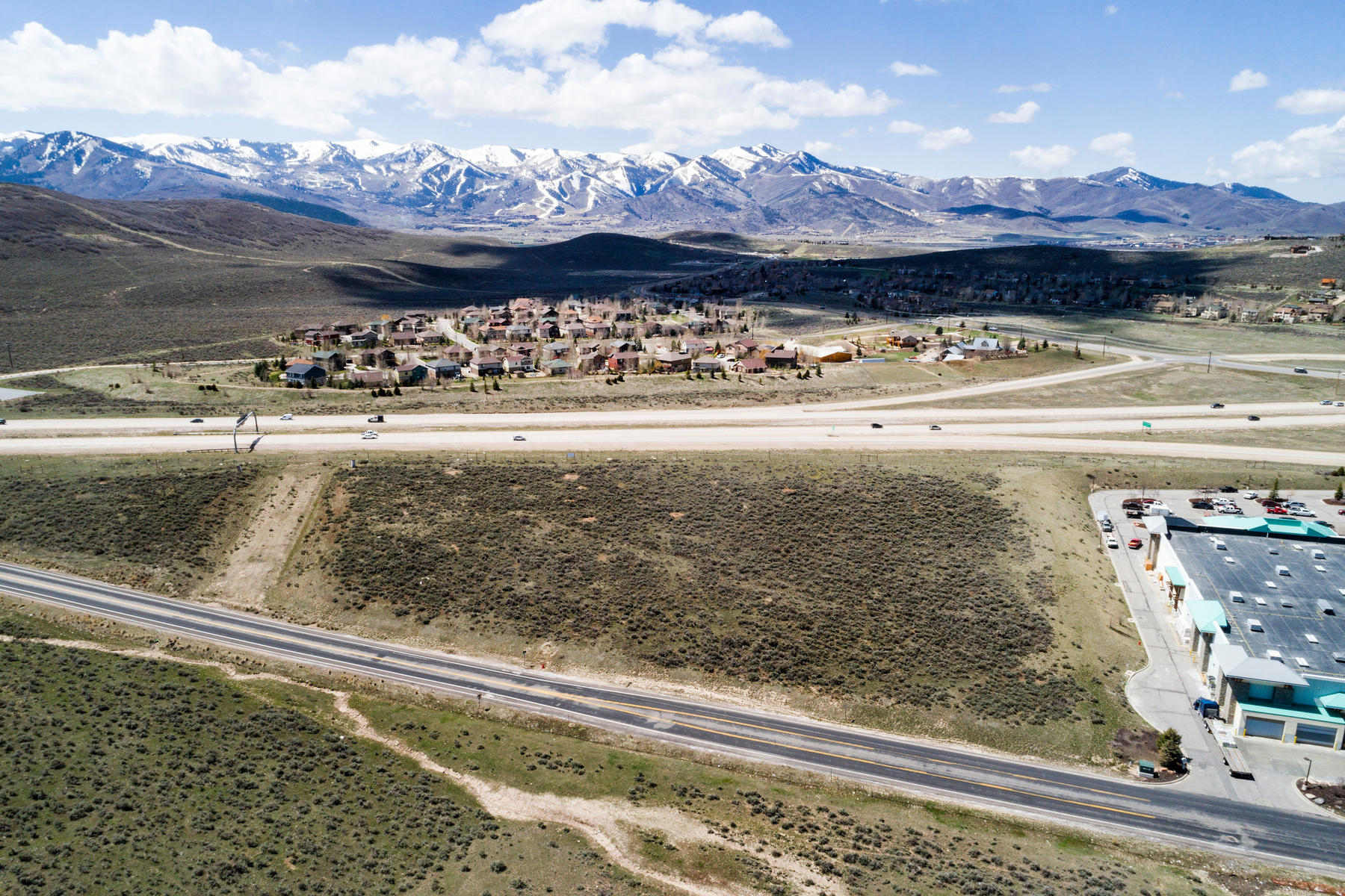 Land for Sale at Prime Vacant Land for Commercial Opportunity 1825 E Frontage Rd Park City, Utah 84098 United States