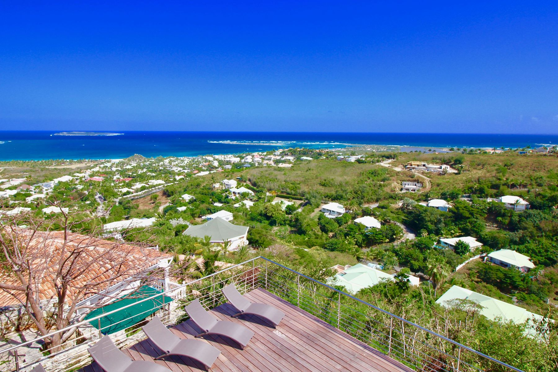 Single Family Home for Sale at Panoramique Orient Bay, 97150 St. Martin