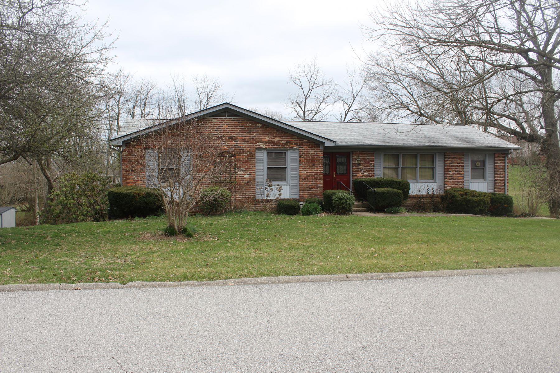 Single Family Homes por un Venta en 1015 Fairway Drive Georgetown, Kentucky 40324 Estados Unidos