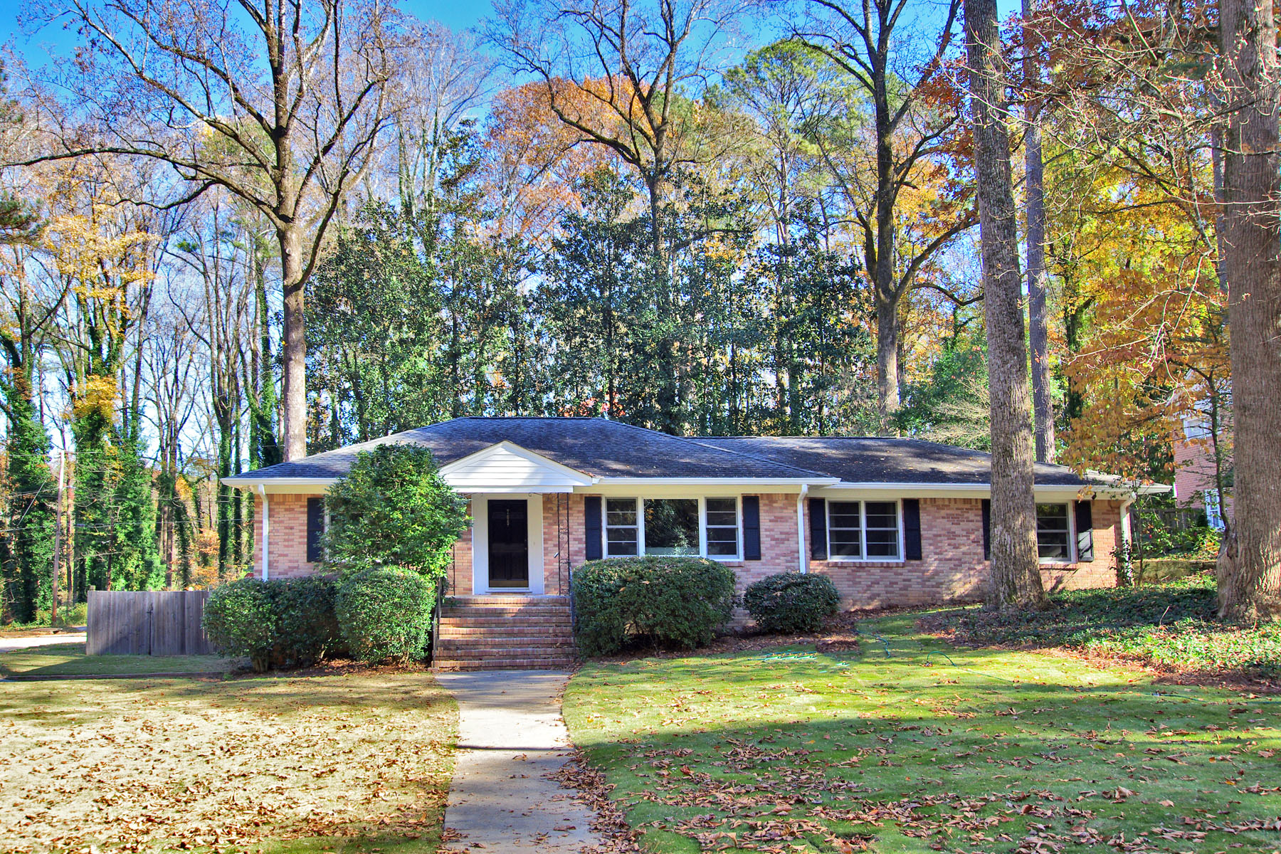 Single Family Home for Sale at Newly Updated Spacious Home in Druid Hills 765 Briar Park Ct Atlanta, Georgia 30306 United States