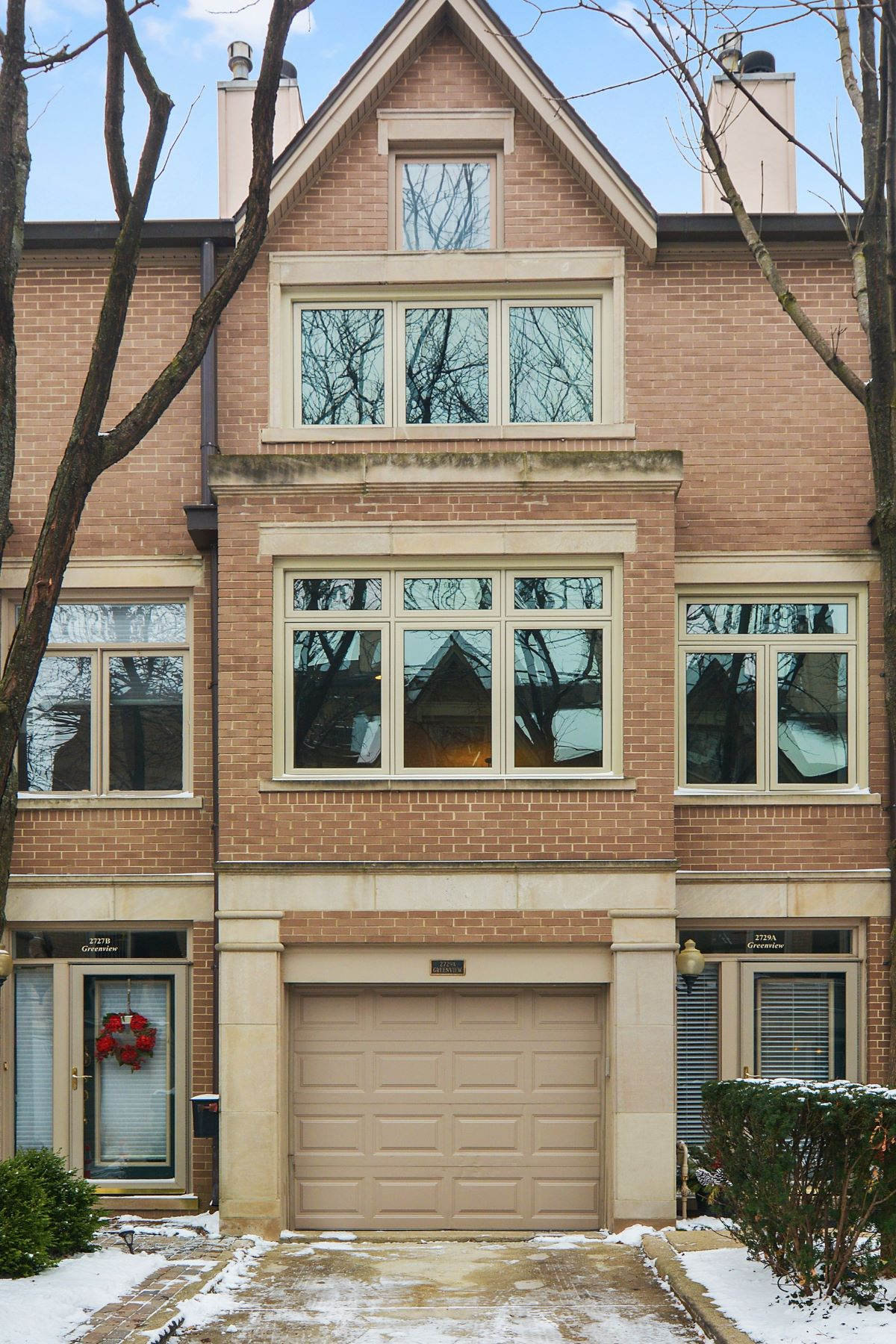 Townhouse for Sale at Park Lane Townhome in Lincoln Park 2729 N. Greenview Avenue, Unit A, Lincoln Park, Chicago, Illinois, 60614 United States