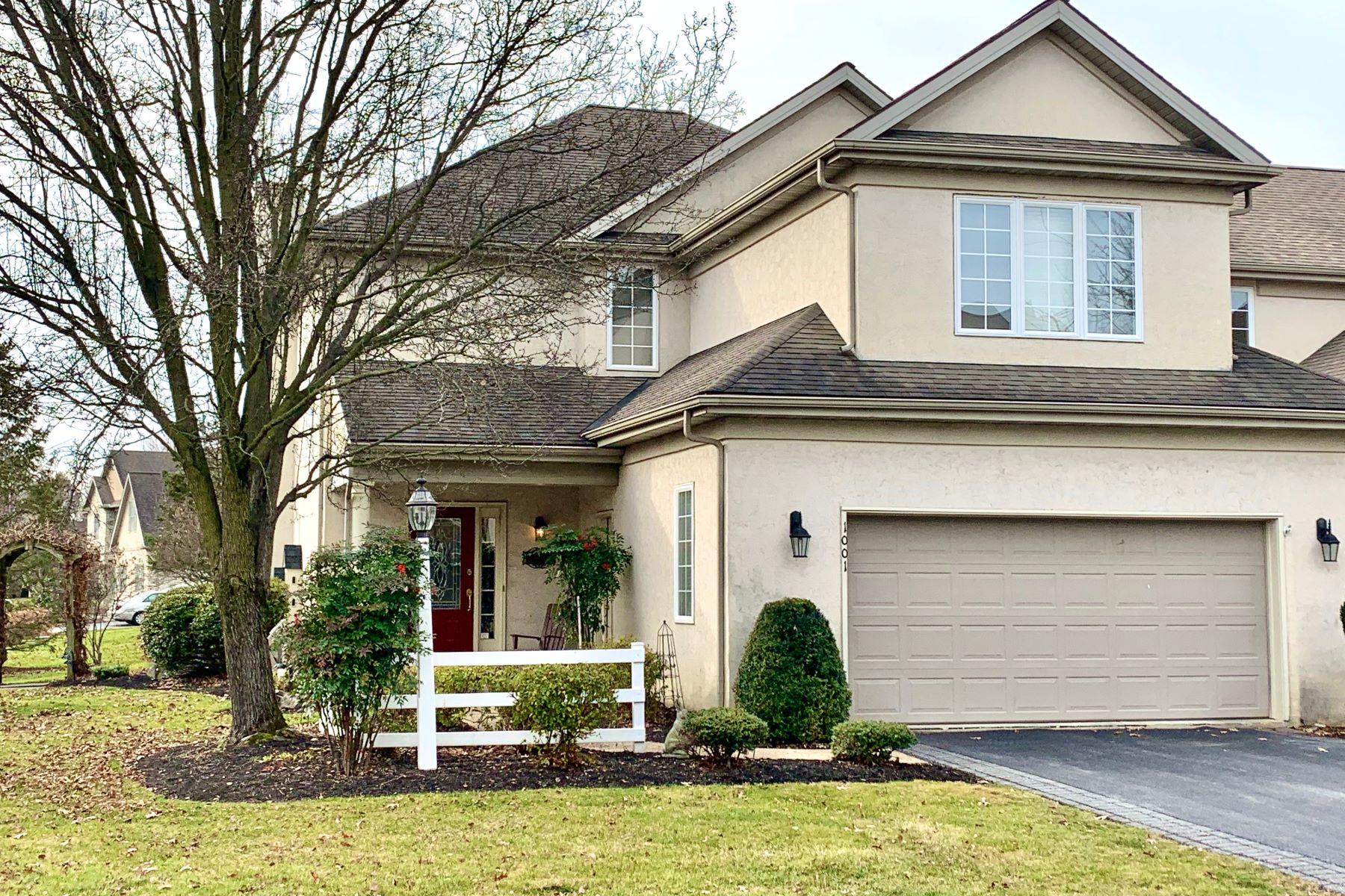 Single Family Homes for Sale at 1001 STILLWOOD CIRCLE Lititz, Pennsylvania 17543 United States