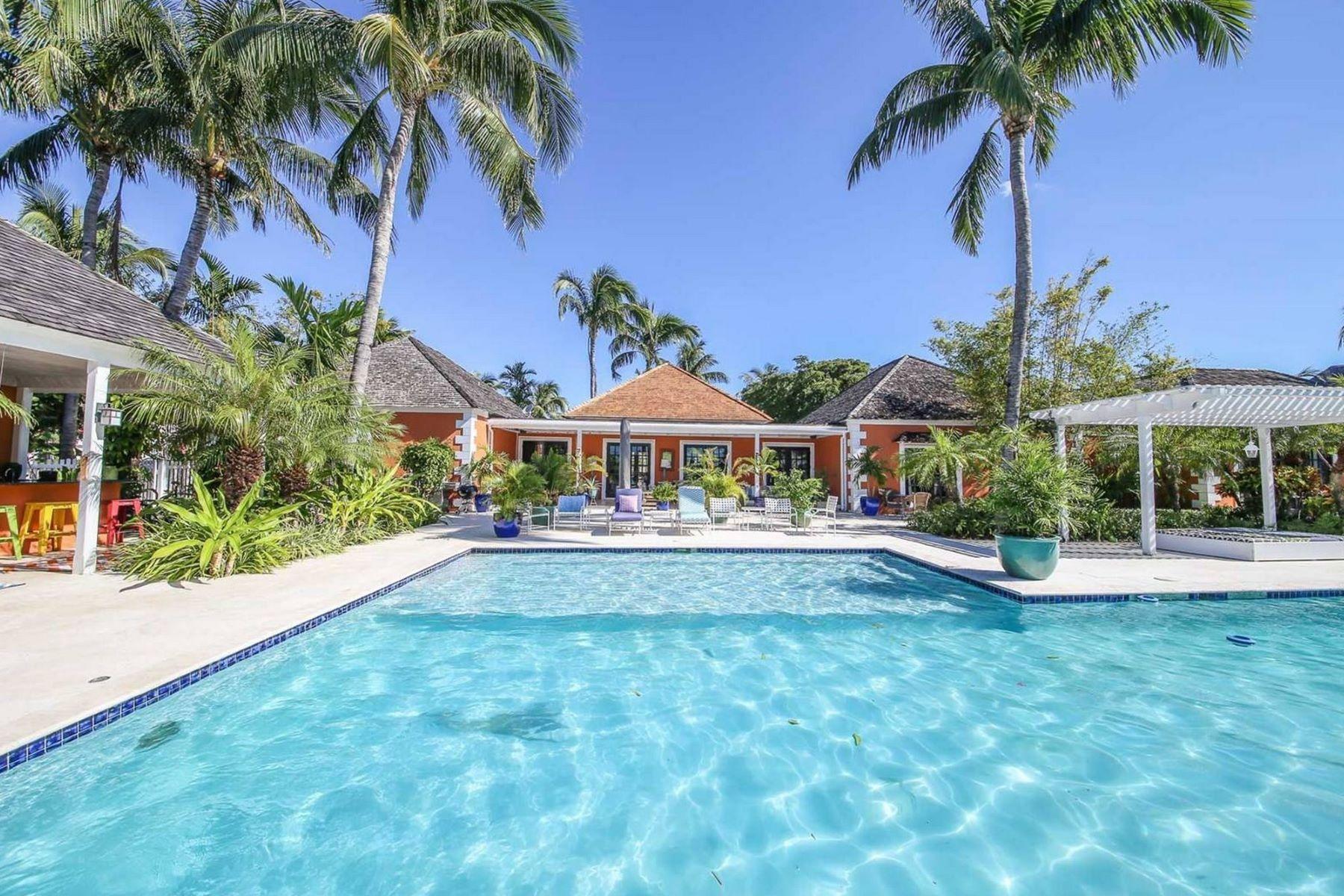 Casa Unifamiliar por un Venta en #5 Ocean Drive Old Fort Bay, Nueva Providencia / Nassau Bahamas