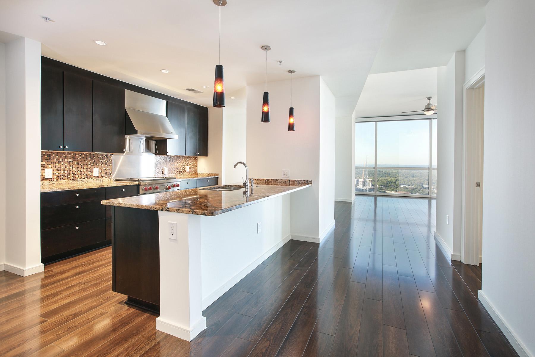 Luxury Living at Terminus, a Prime Buckhead Location 3325 Piedmont Road NE #3002 Atlanta, Georgia 30305 Hoa Kỳ