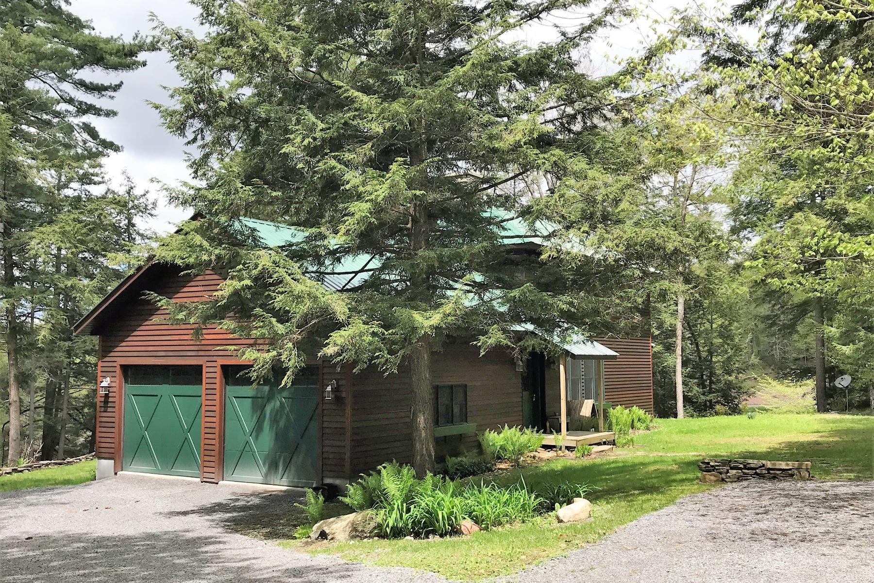 Single Family Homes för Försäljning vid Whitewater Vantage Point 7637 Lyons Dale Rd., Lyonsdale, New York 13368 Förenta staterna