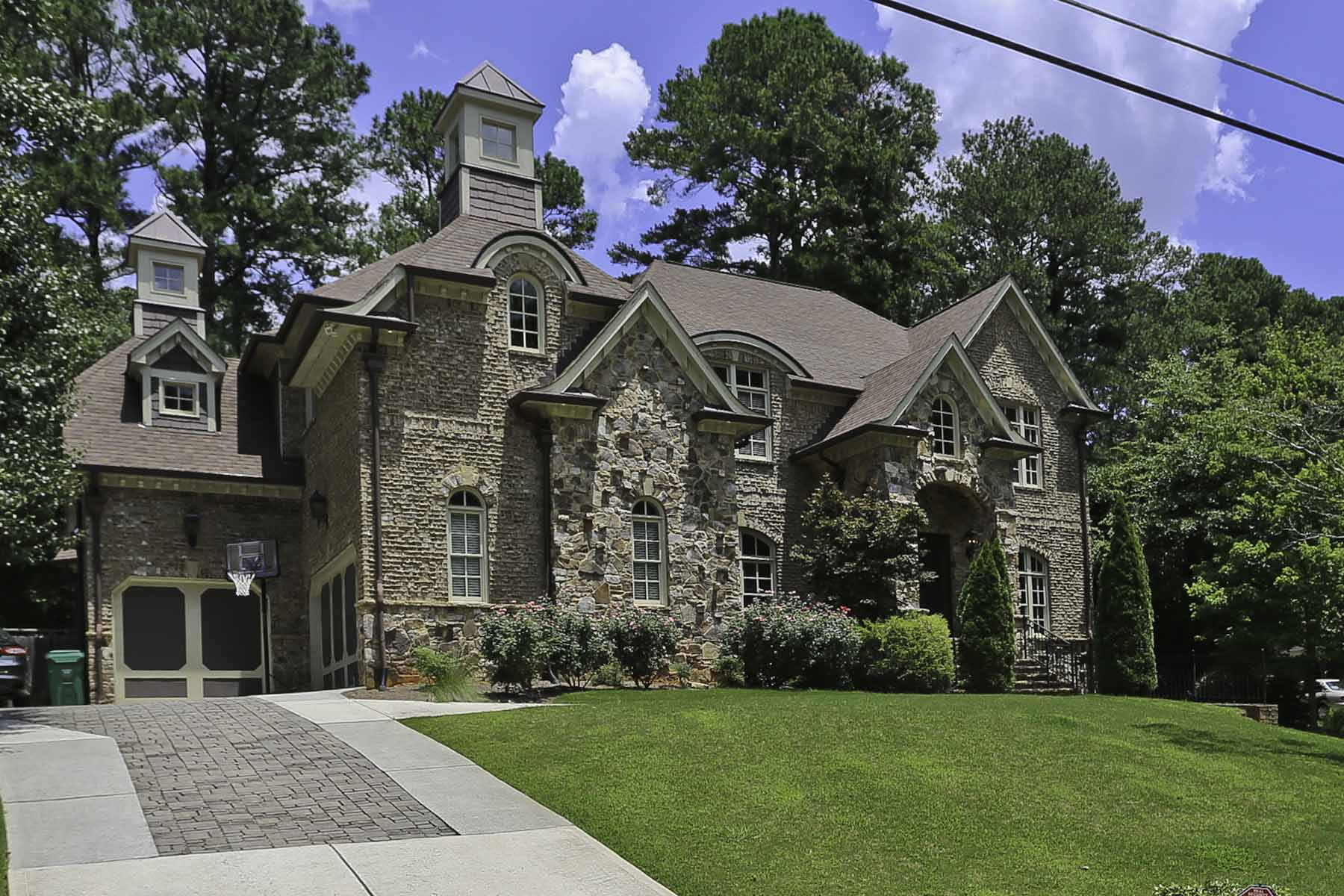 단독 가정 주택 용 임대 에 Executive Home with all the Bells and Whistles 3006 Lavista Court A Decatur, 조지아 30033 미국
