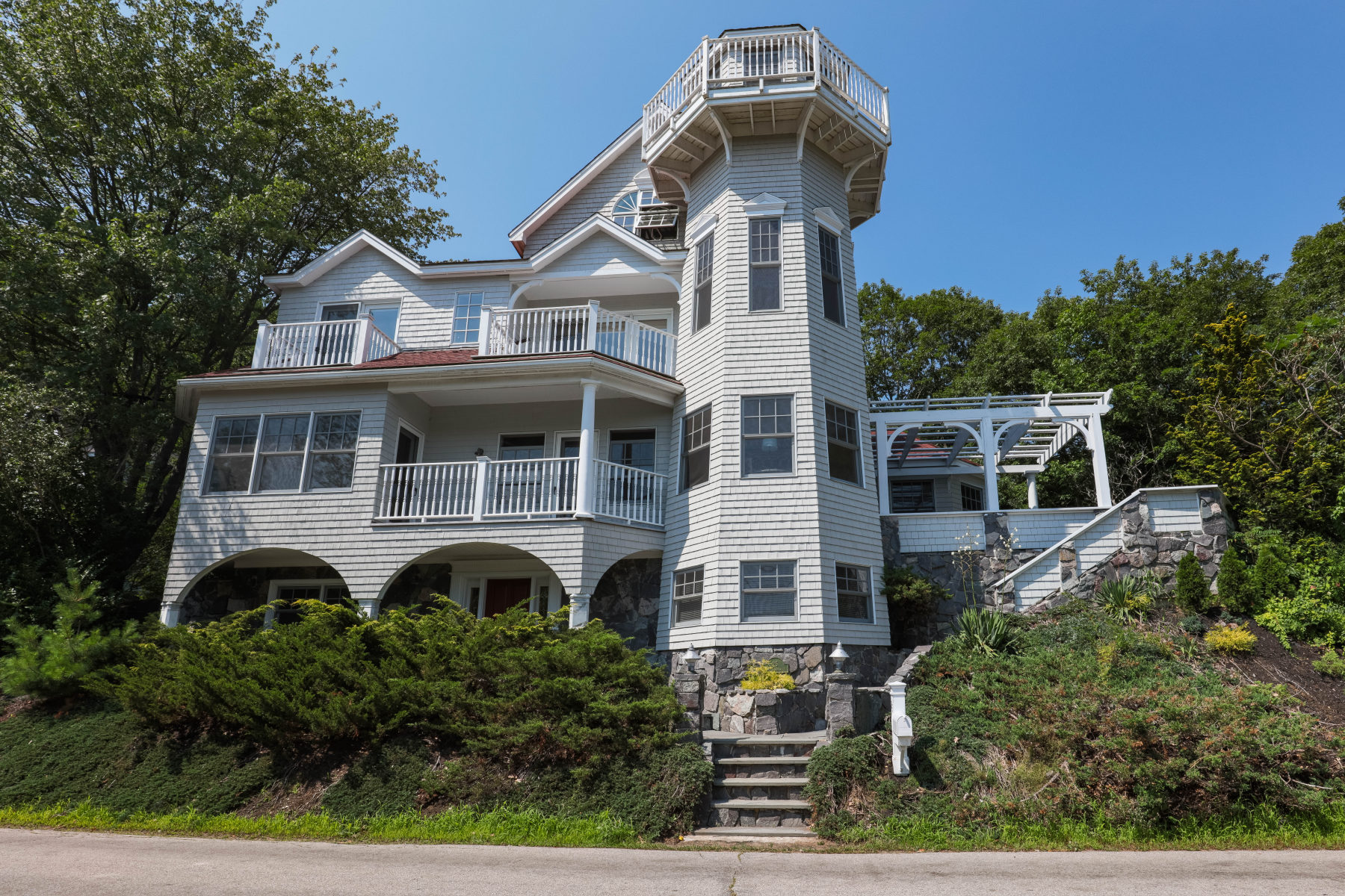 Maison unifamiliale pour l Vente à 25 Chauncey Creek Road Kittery Point, Maine, 03905 États-Unis