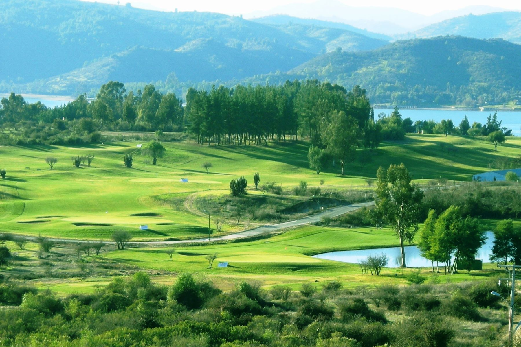 for Sale at Marina Golf Rapel Complex Chile
