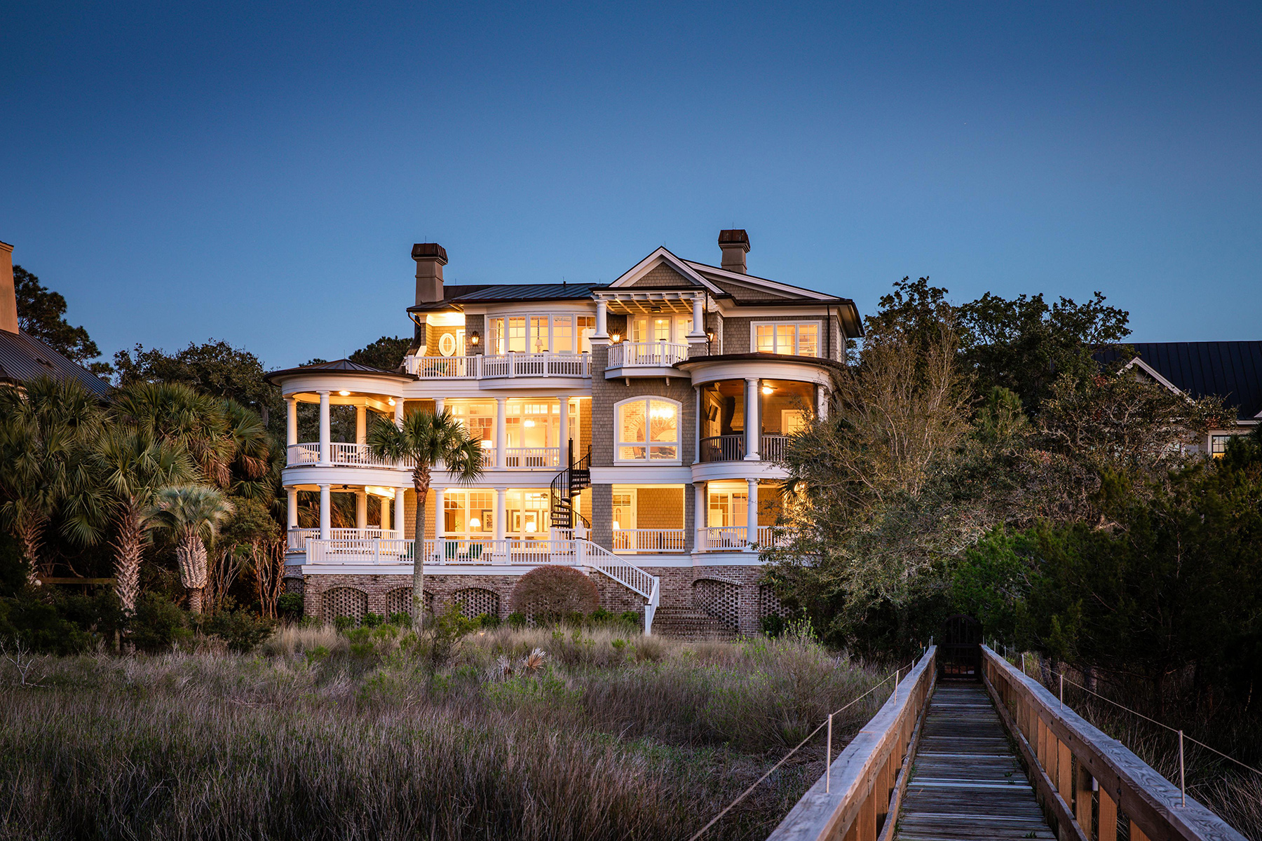 Single Family Homes for Sale at 51 River Marsh Lane Kiawah Island, South Carolina 29455 United States