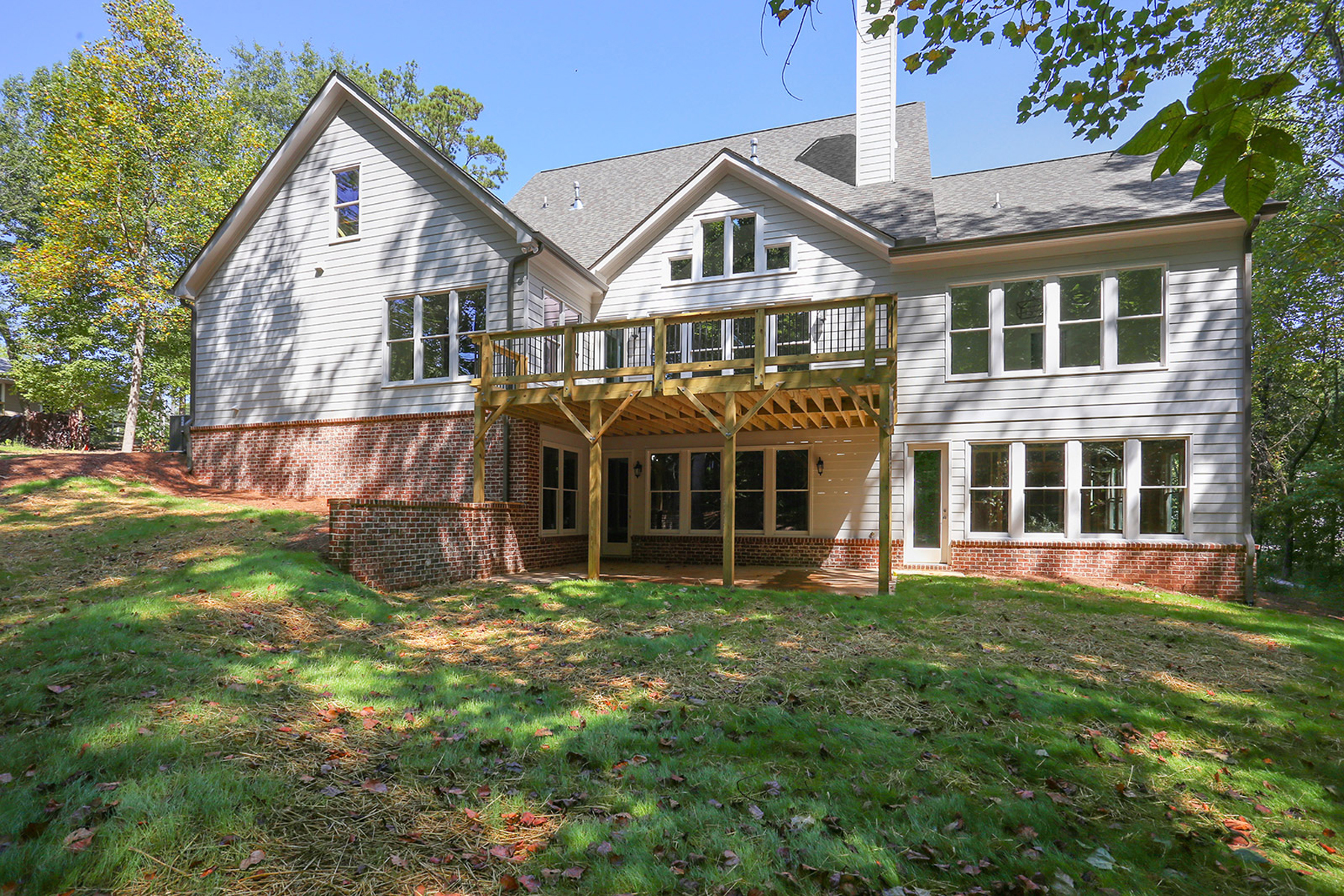 Additional photo for property listing at Owners on Main New Construction Woodstock Home 203 Rosewood Circle, Woodstock, Джорджия 30188 Соединенные Штаты