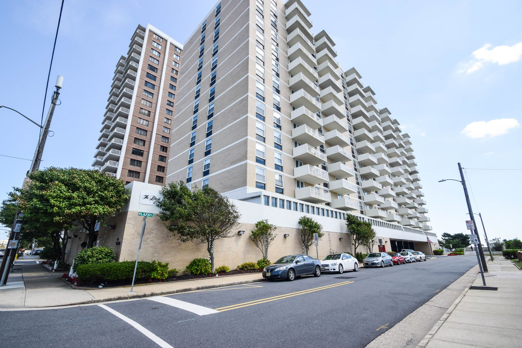 Condominiums por un Venta en 101 S Plaza Unit 403 Atlantic City, Nueva Jersey 08401 Estados Unidos