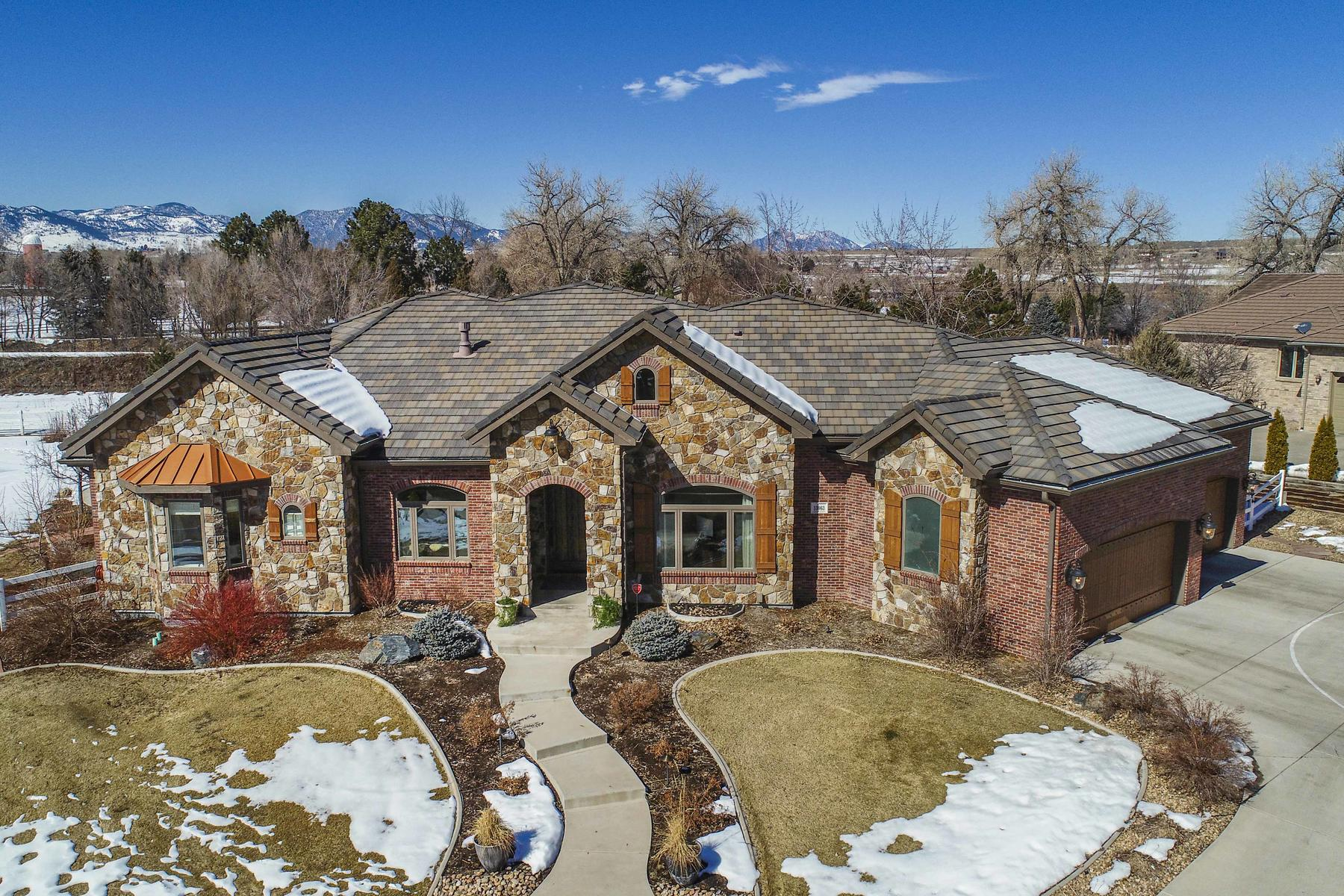 Single Family Homes for Active at Ultimate Luxury Meets Practical Living 13963 W 76th Lane Arvada, Colorado 80005 United States