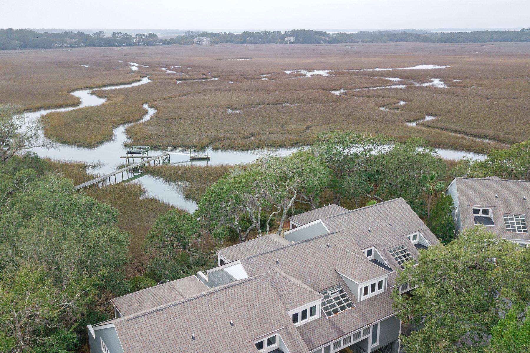 Single Family Home for Sale at 1701 Live Oak Park Seabrook Island, South Carolina, 29455 United States
