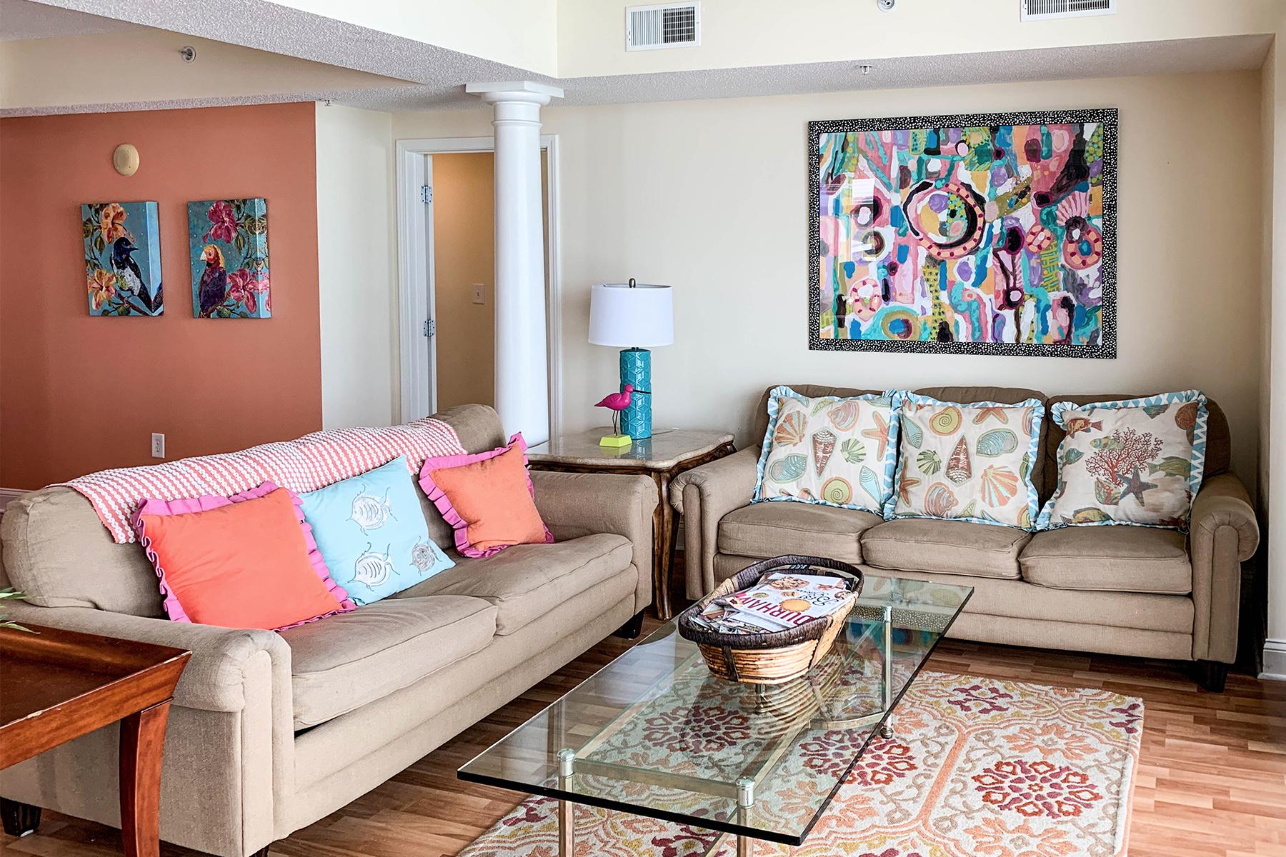 Condominiums のために 売買 アット 2709 S Ocean Boulevard, 903 2709 S Ocean Boulevard #903, Myrtle Beach, サウスカロライナ 29577 アメリカ