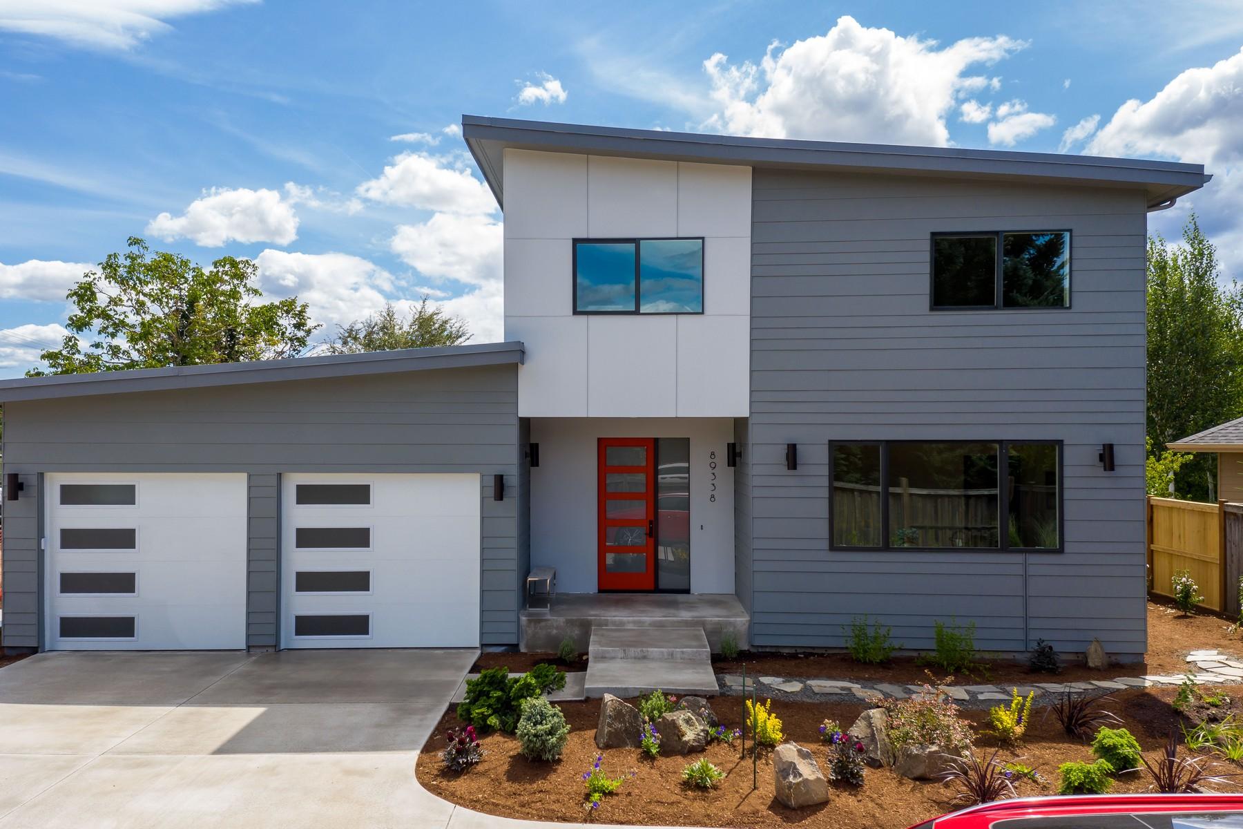 Single Family Homes 為 出售 在 2019 Tour of Homes Custom Design in Ferry Street Bridge Area! 89338 Old Coburg Rd, Eugene, 俄勒岡州 97408 美國