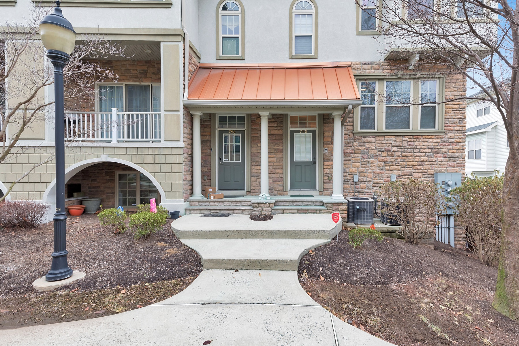 townhouses for Sale at Stunning End-Unit 798 Green Lane Union, New Jersey 07083 United States