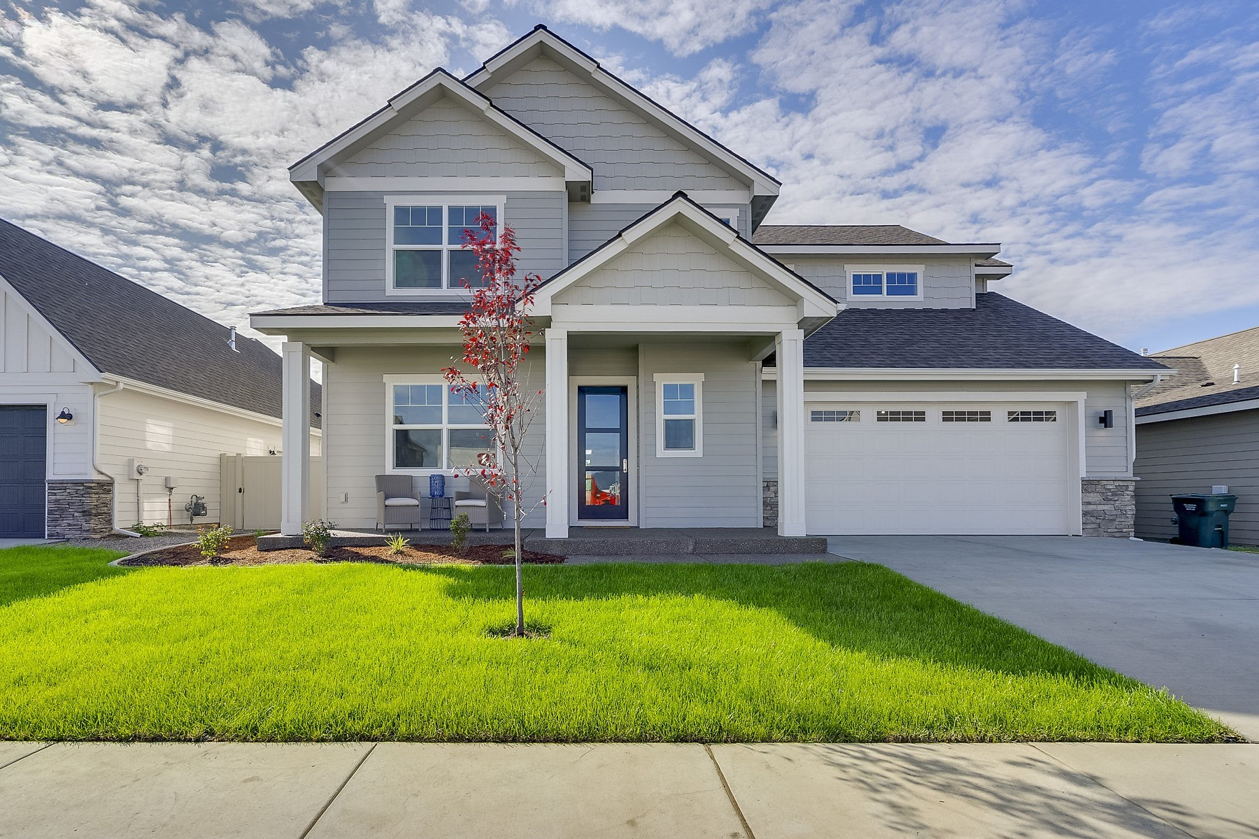 Single Family Homes for Sale at 2908 N Cyprus Fox Lp Post Falls, Idaho 83854 United States