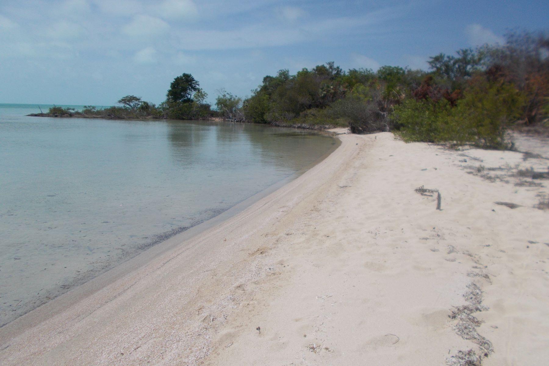 土地,用地 为 销售 在 Caribbean Coves Lot No. 32A 圣佩德罗城, 安伯格里斯岛, 伯利兹